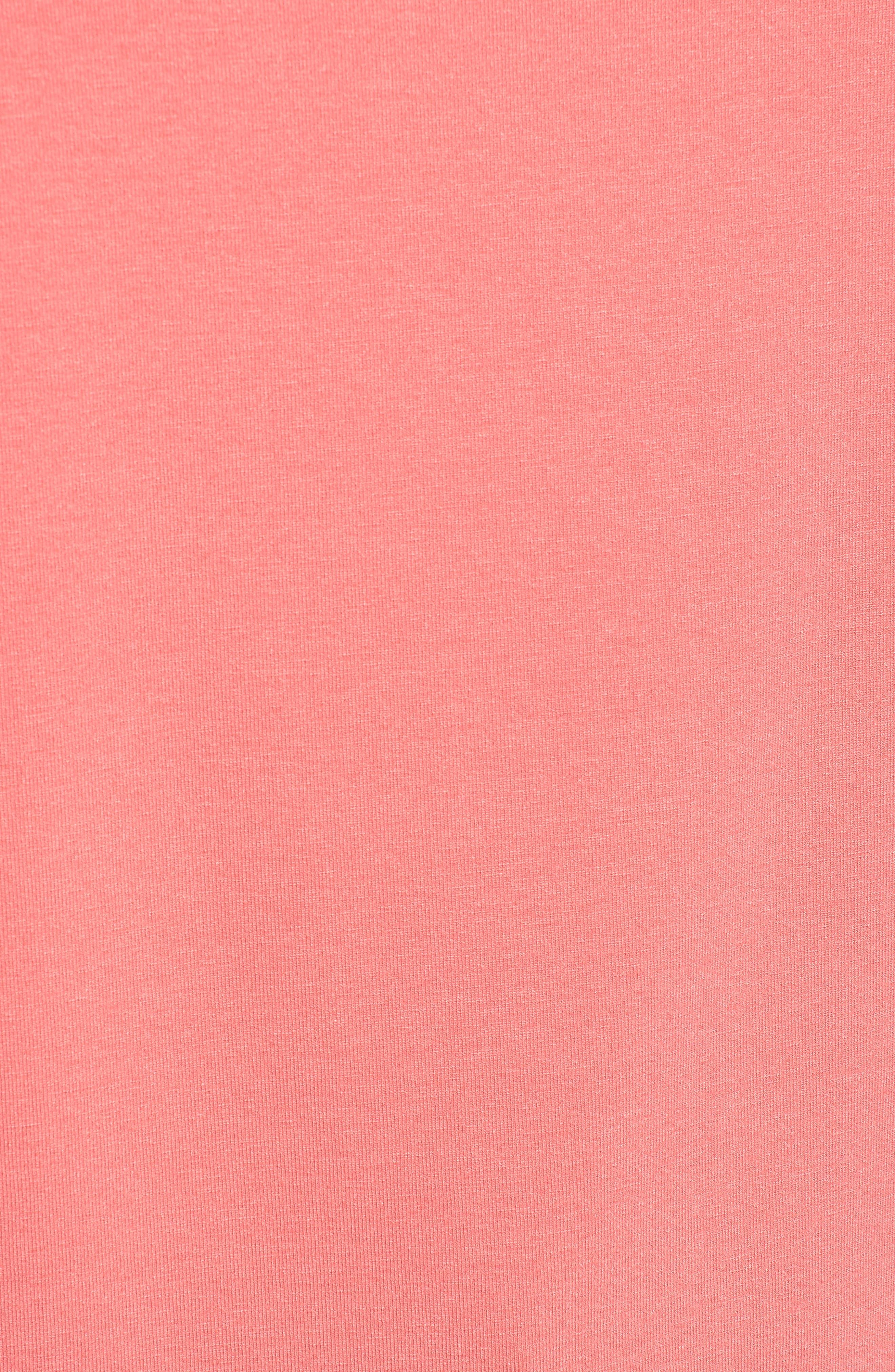 Square Neck Jersey Top,                             Alternate thumbnail 34, color,