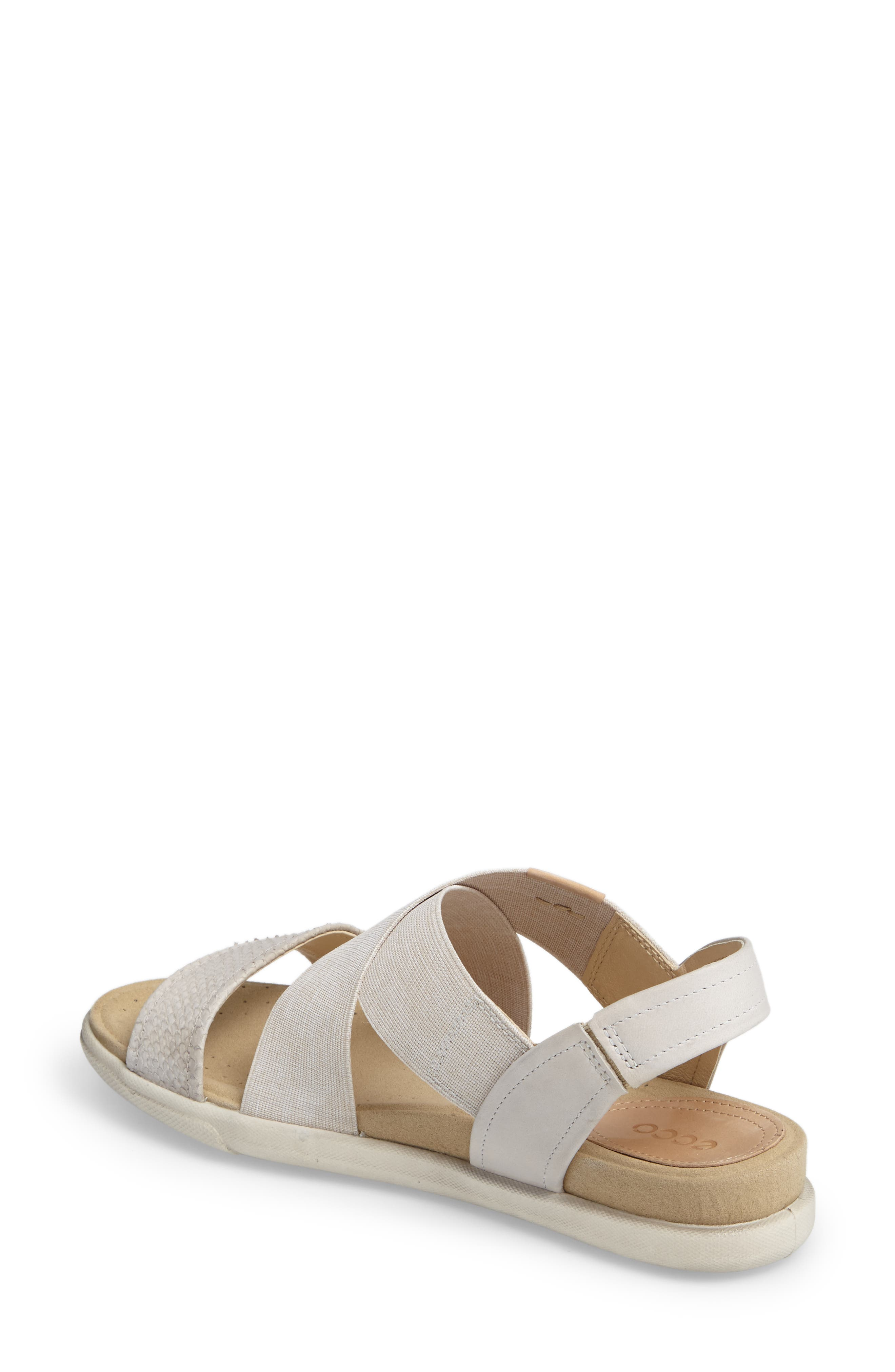 Damara Cross-Strap Sandal,                             Alternate thumbnail 14, color,