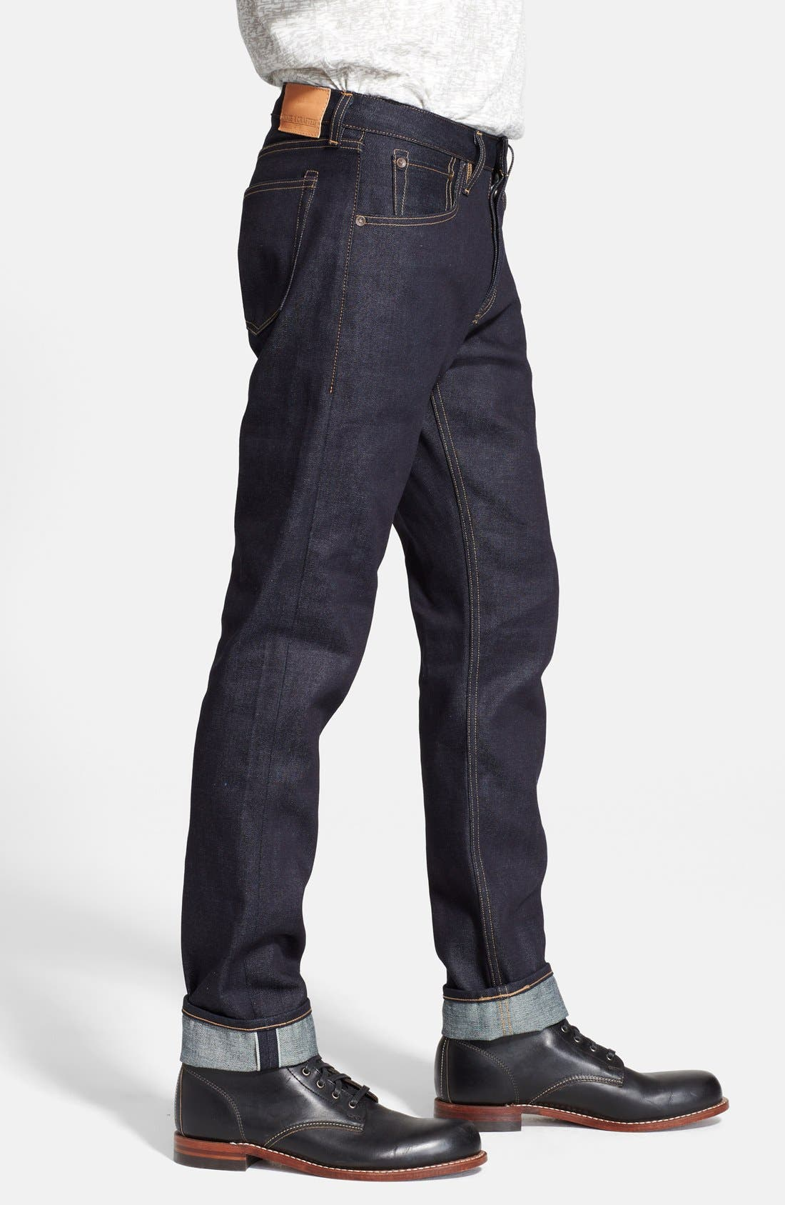 LEVI'S<SUP>®</SUP> MADE & CRAFTED<SUP>™</SUP>,                             'Tack' Slim Fit Jeans,                             Alternate thumbnail 2, color,                             400