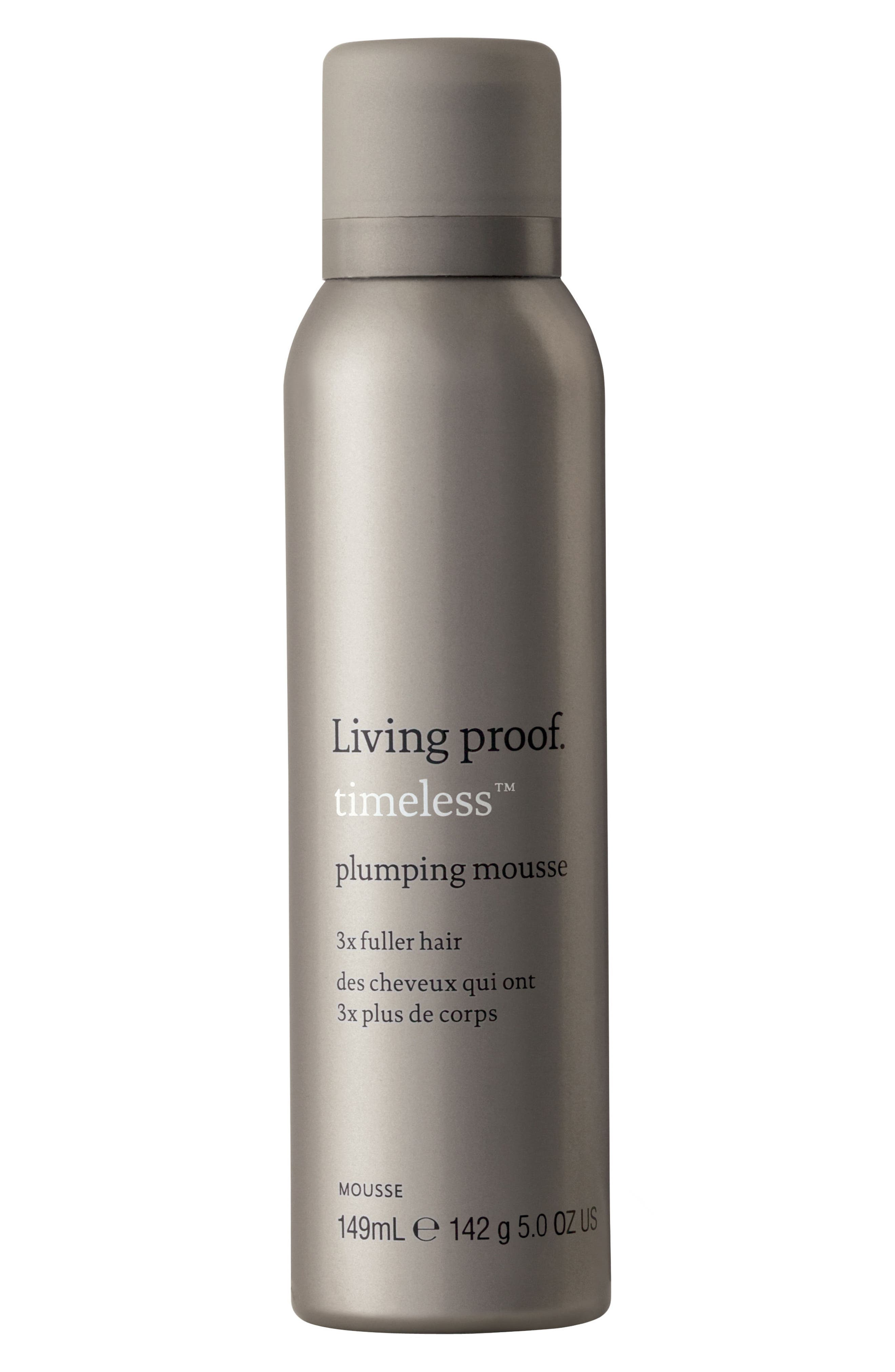 Timeless Plumping Mousse,                             Main thumbnail 1, color,                             000