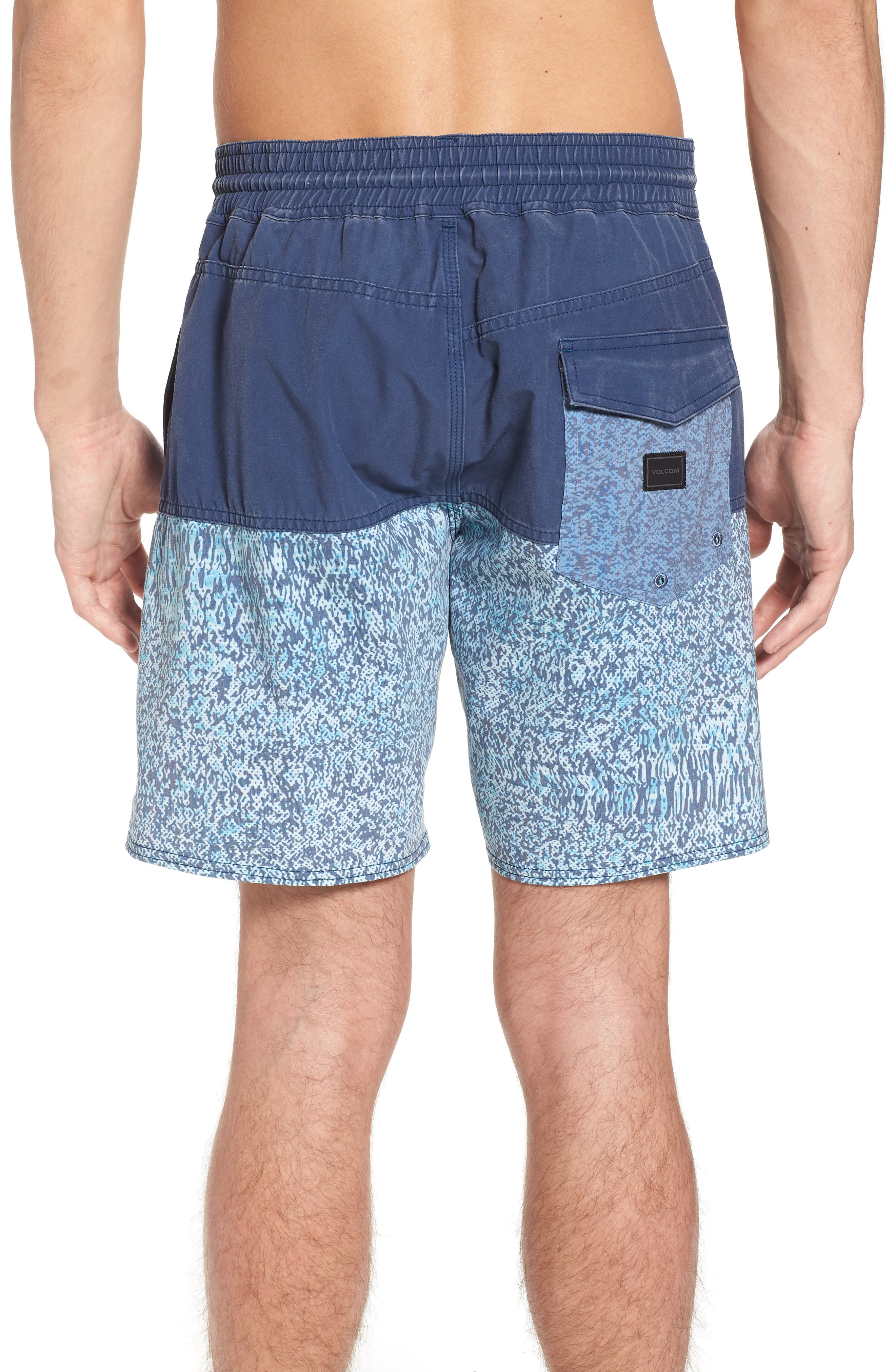 Vibes Half Stoney Board Shorts,                             Alternate thumbnail 2, color,                             463