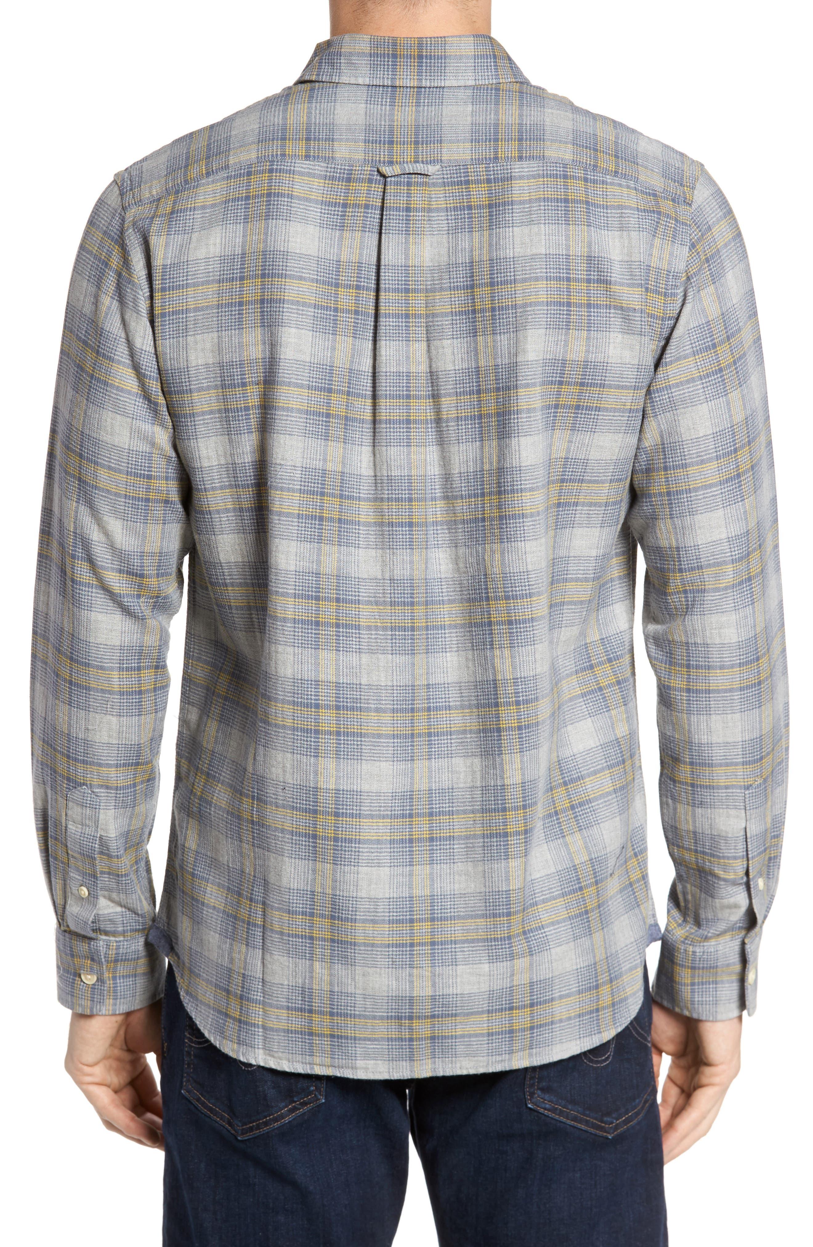 Laugna Herringbone Twill Shirt,                             Alternate thumbnail 2, color,                             032