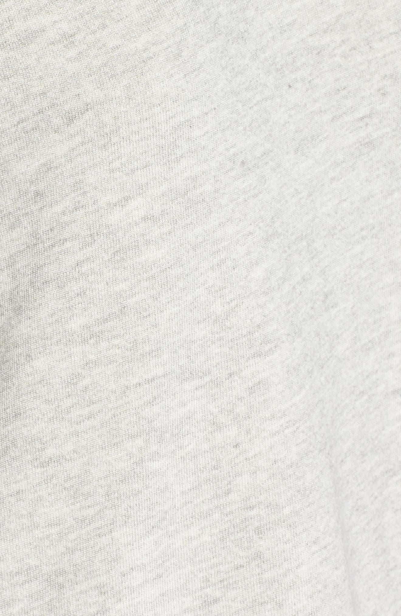 Savannah Cutout Sweatshirt,                             Alternate thumbnail 5, color,                             030