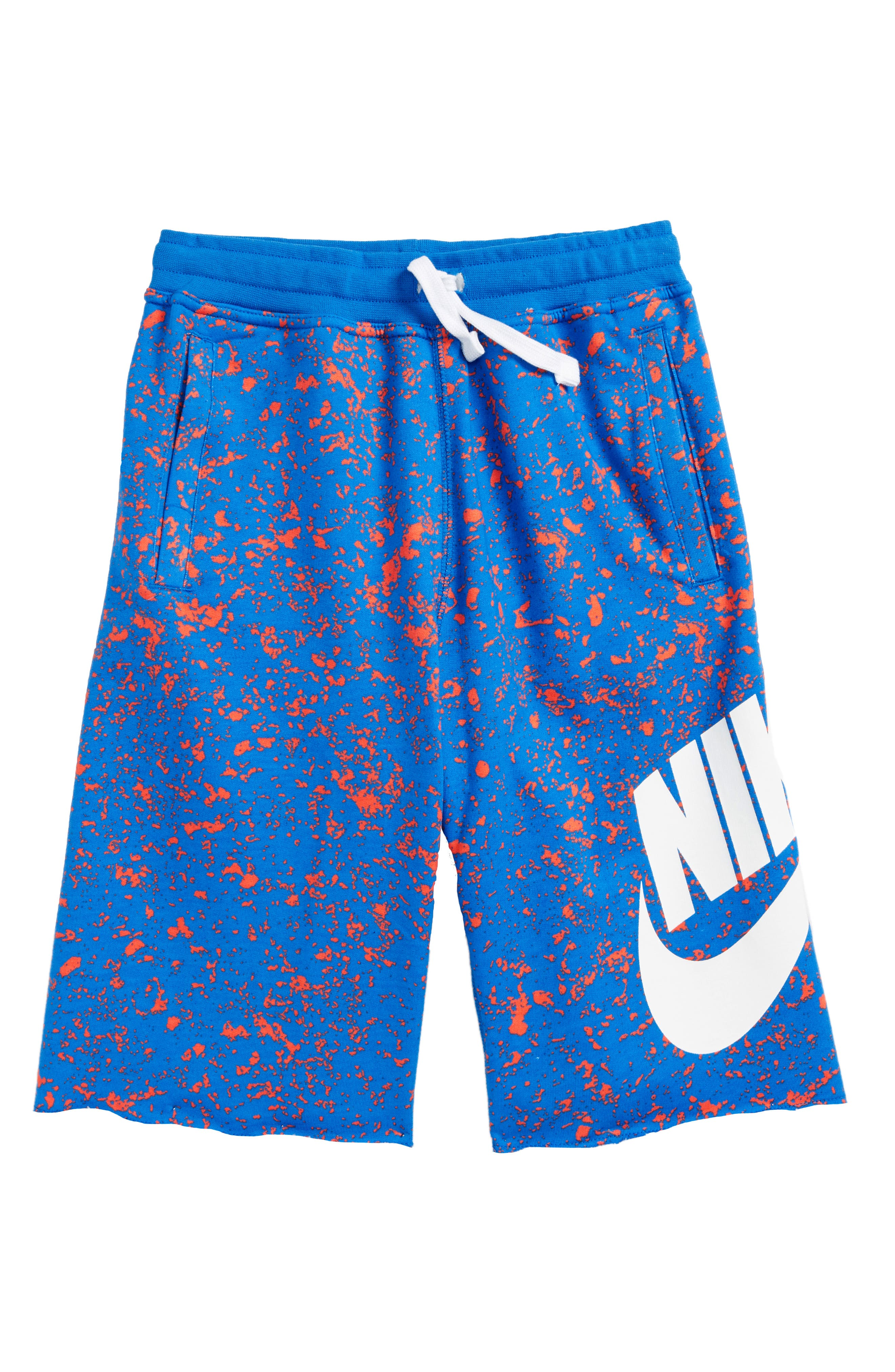 Sportswear Alumni Shorts,                             Main thumbnail 3, color,