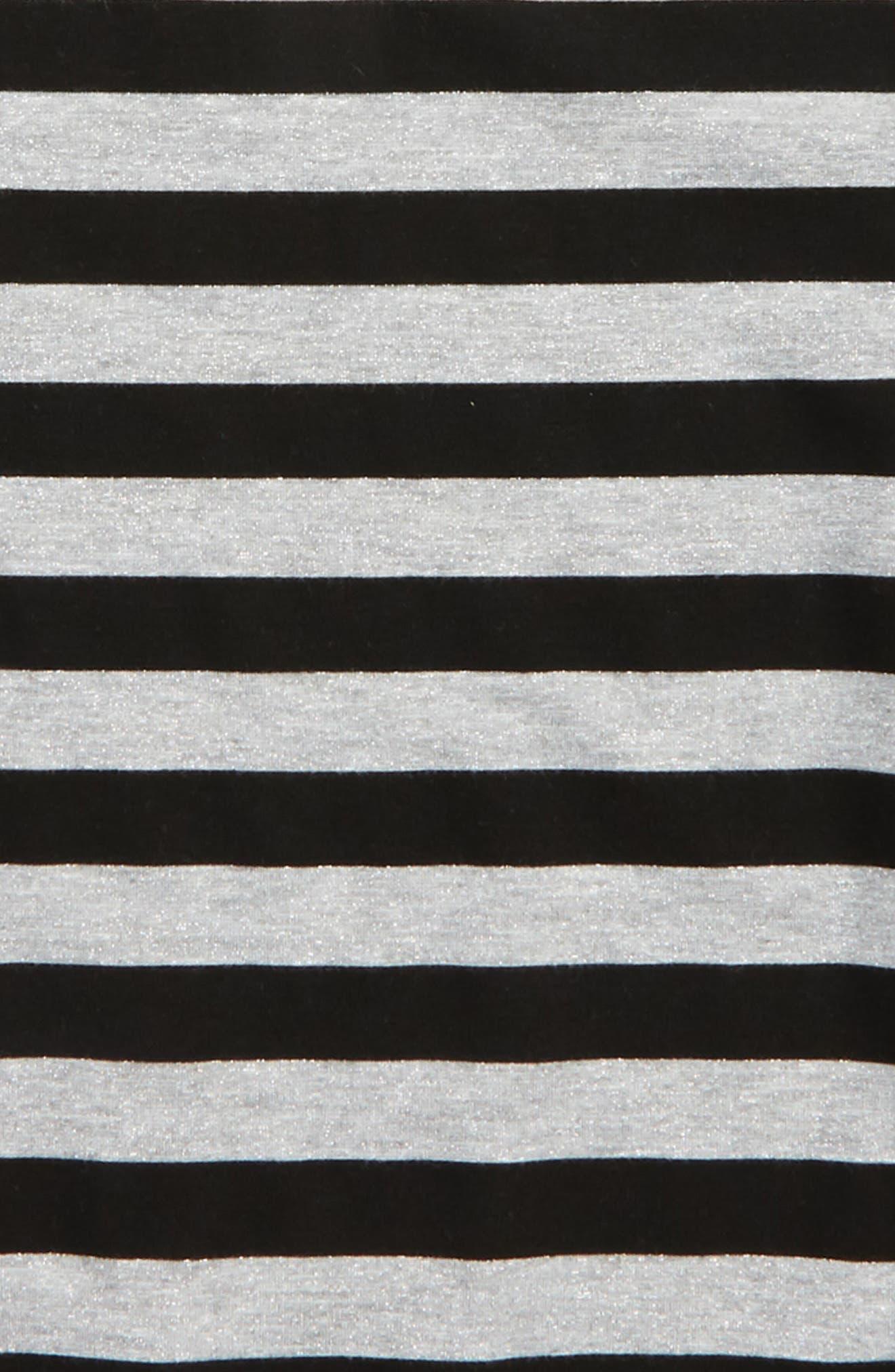 Stripe Tee,                             Alternate thumbnail 3, color,