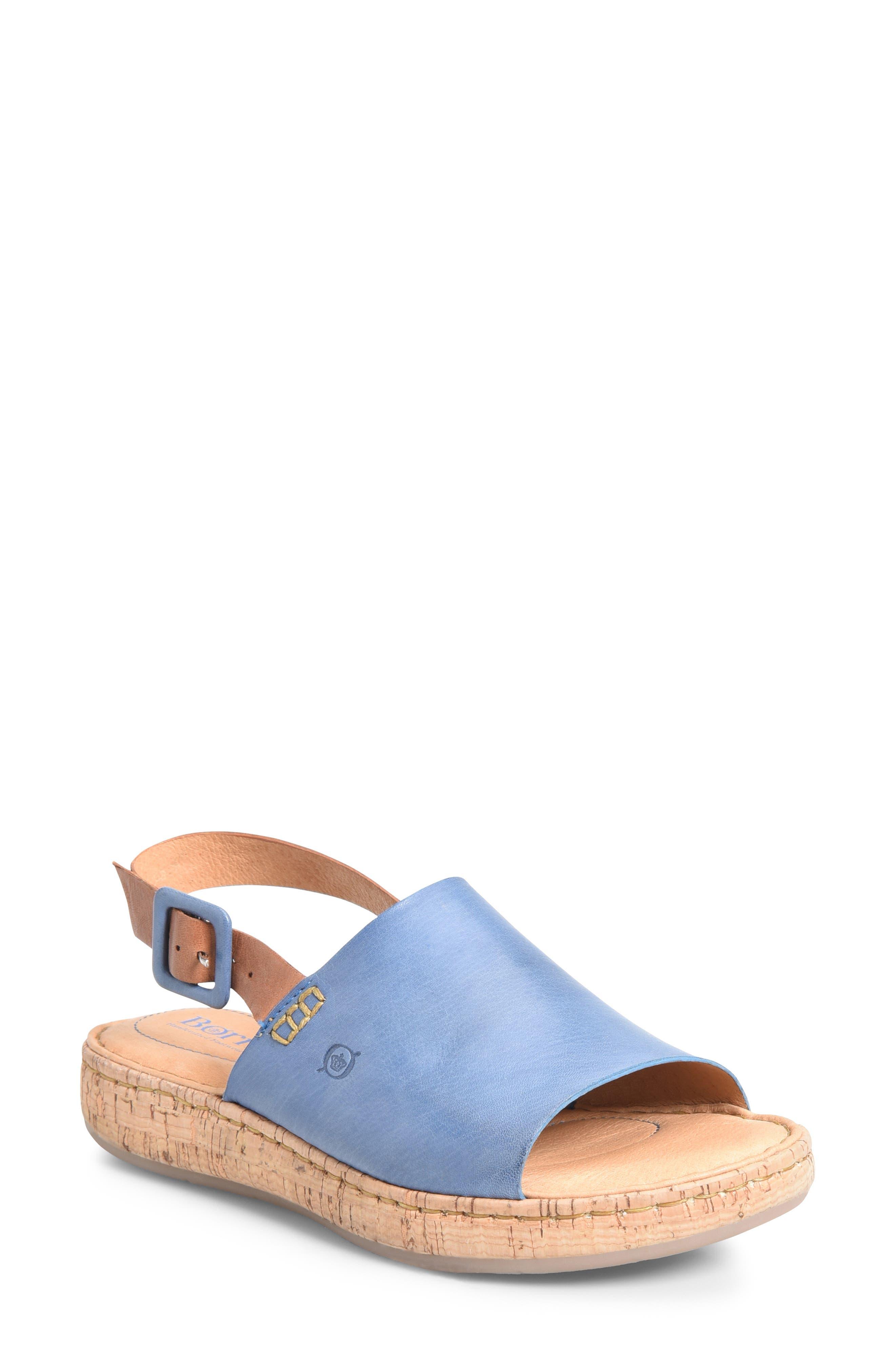 B?rn Fremont Sandal, Blue
