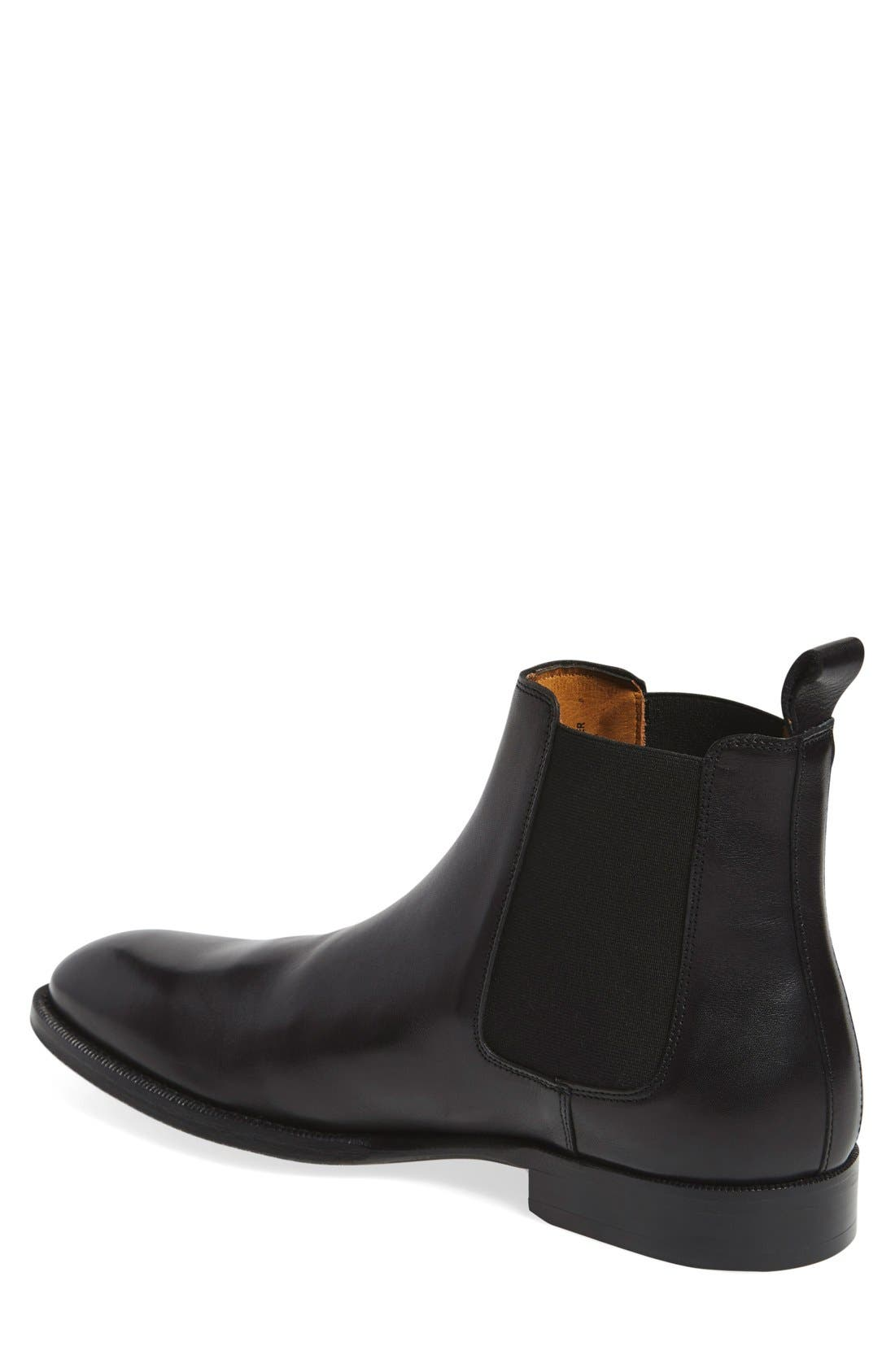 'Bradbury' Chelsea Boot,                             Alternate thumbnail 2, color,                             001
