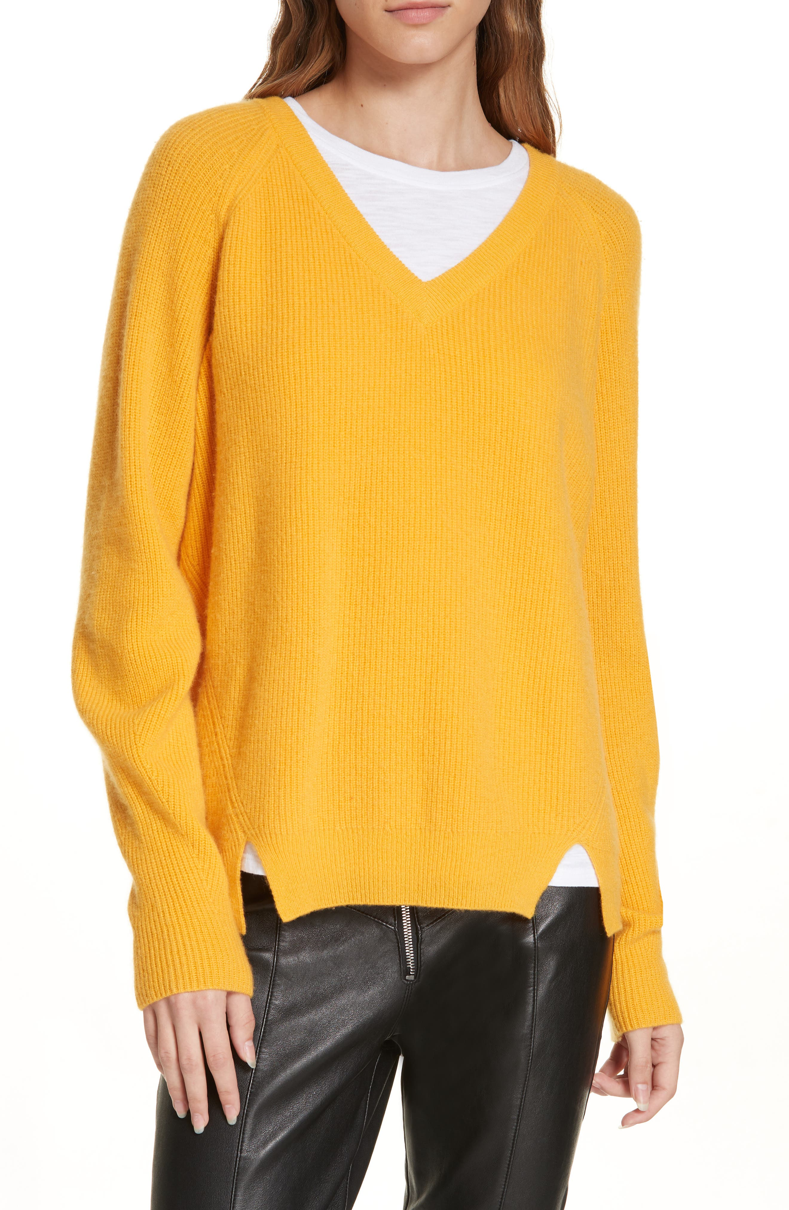 Neely Cashmere Sweater, Main, color, 724