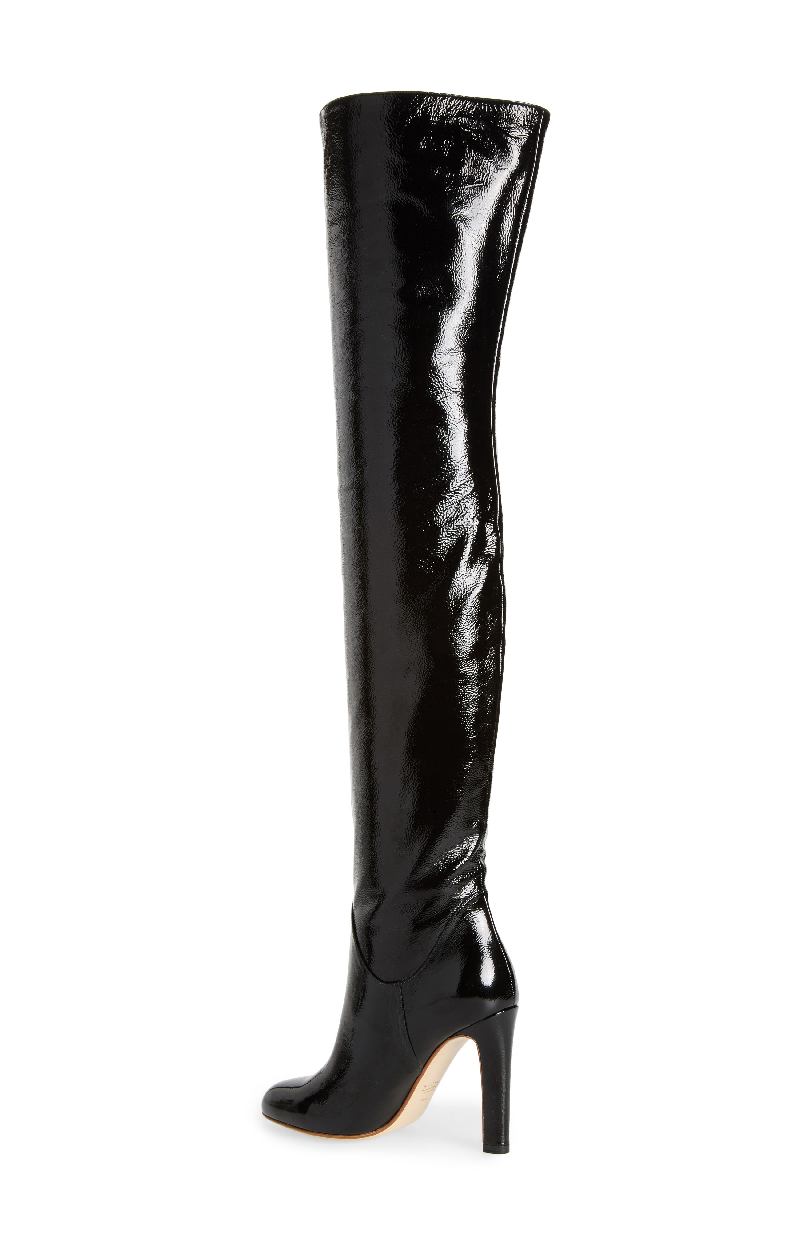 Over the Knee Boot,                             Alternate thumbnail 2, color,                             001
