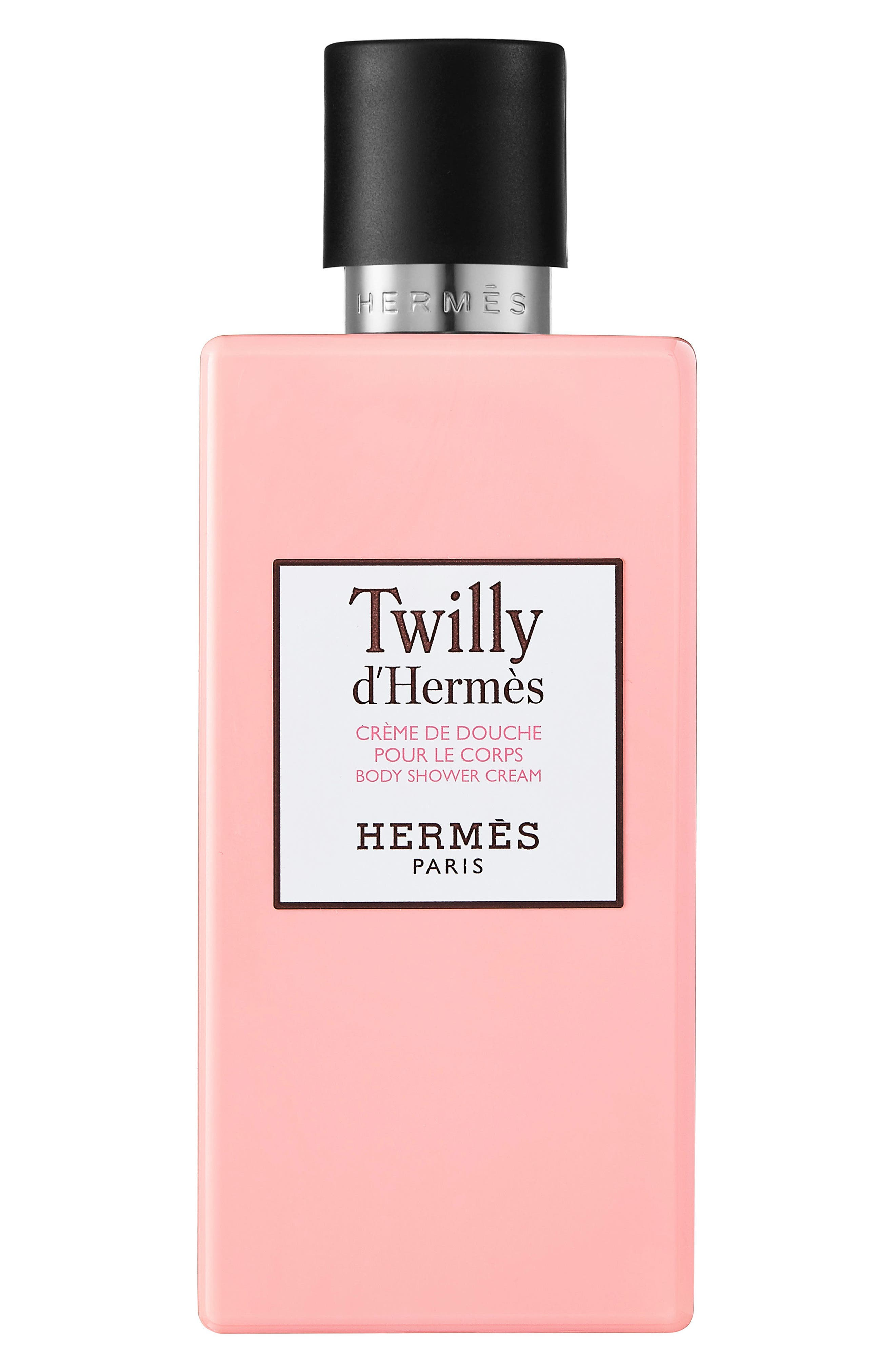 Twilly d'Hermès - Body shower cream,                             Main thumbnail 1, color,                             NO COLOR