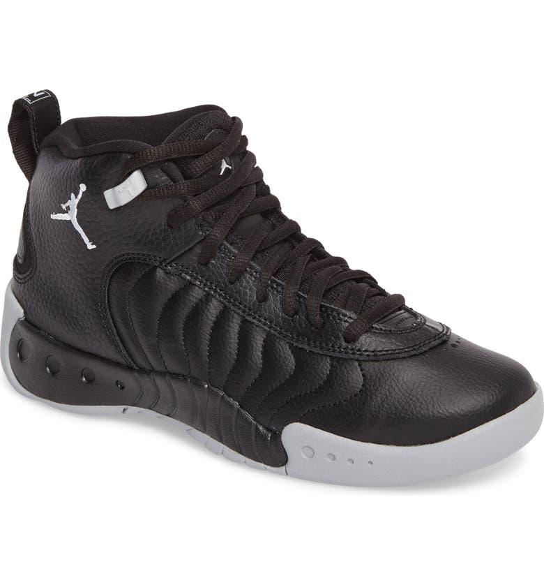 5b9de057c9a7 JORDAN Nike Jordan Jumpman Pro BG Mid Top Sneaker