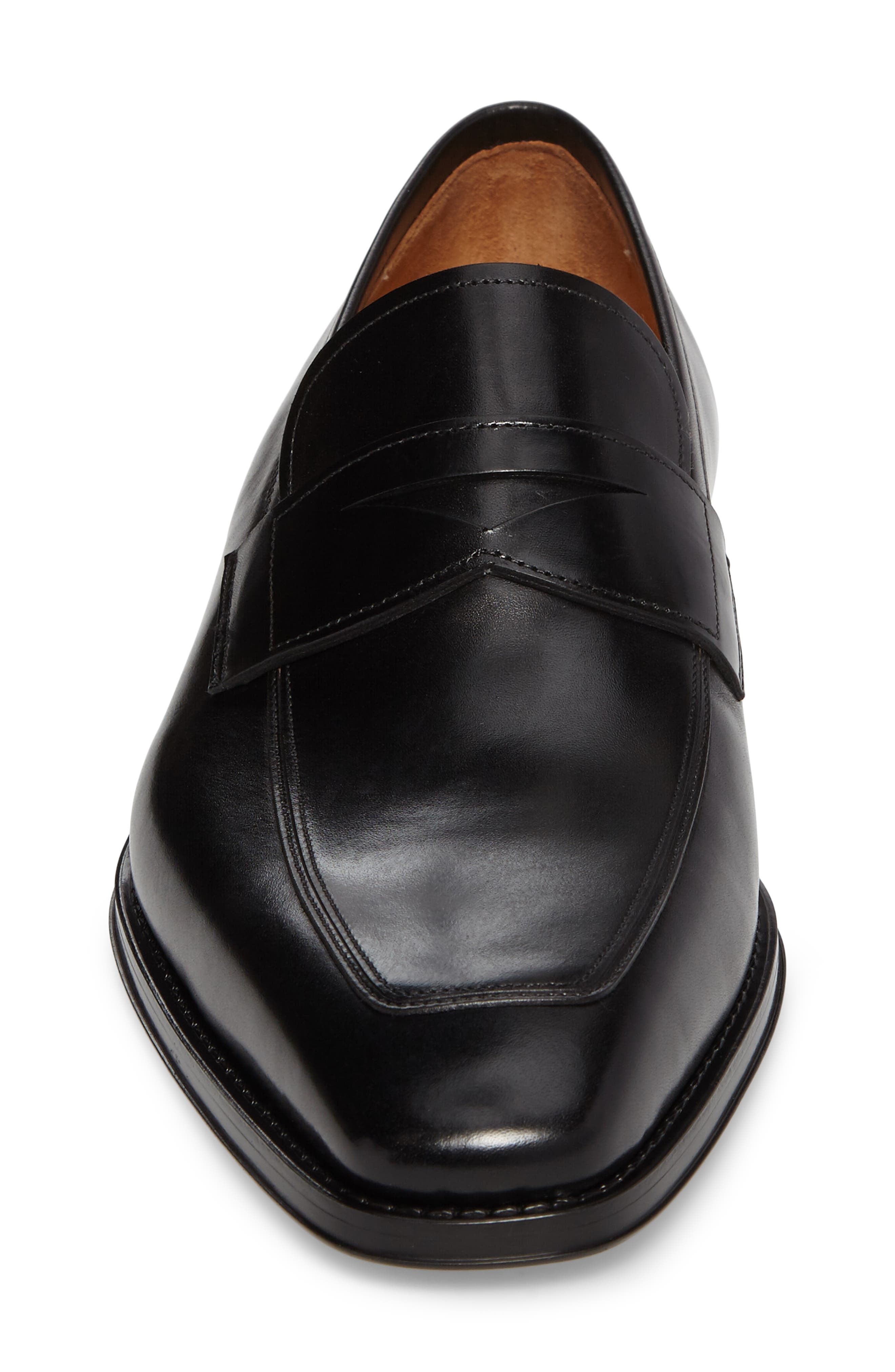 Marc Penny Loafer,                             Alternate thumbnail 4, color,                             001