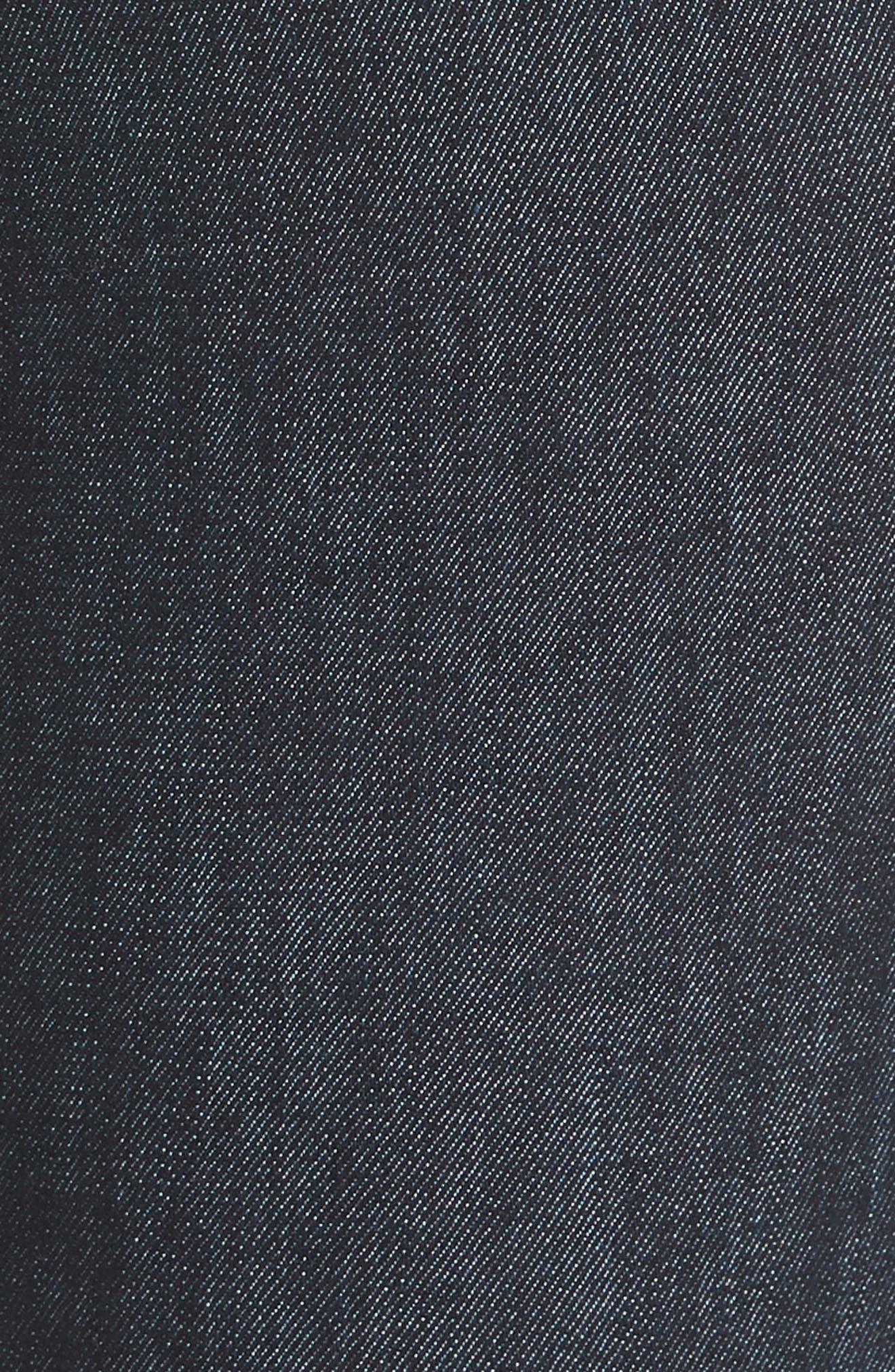 Cigarette Leg Skinny Jeans,                             Alternate thumbnail 6, color,                             470