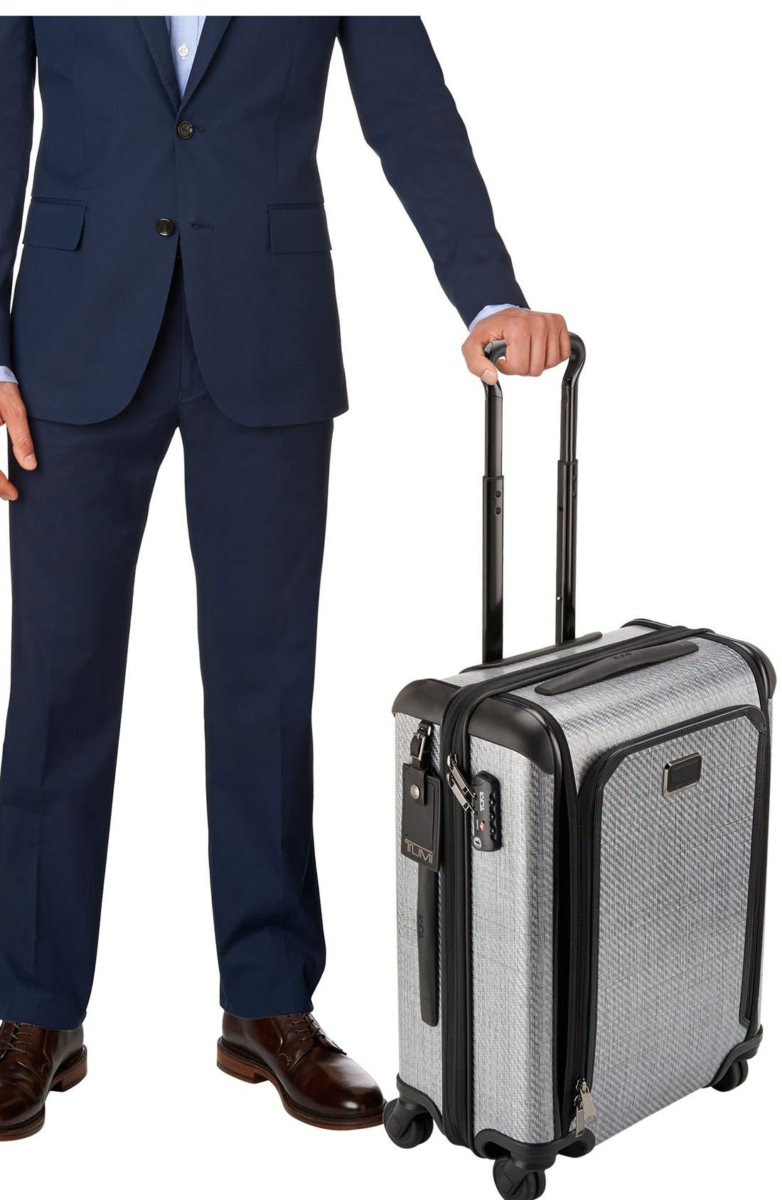 Tegra-Lite<sup>™</sup> Max 22-Inch Continental Expandable Carry-On,                             Alternate thumbnail 3, color,                             T-GRAPHITE