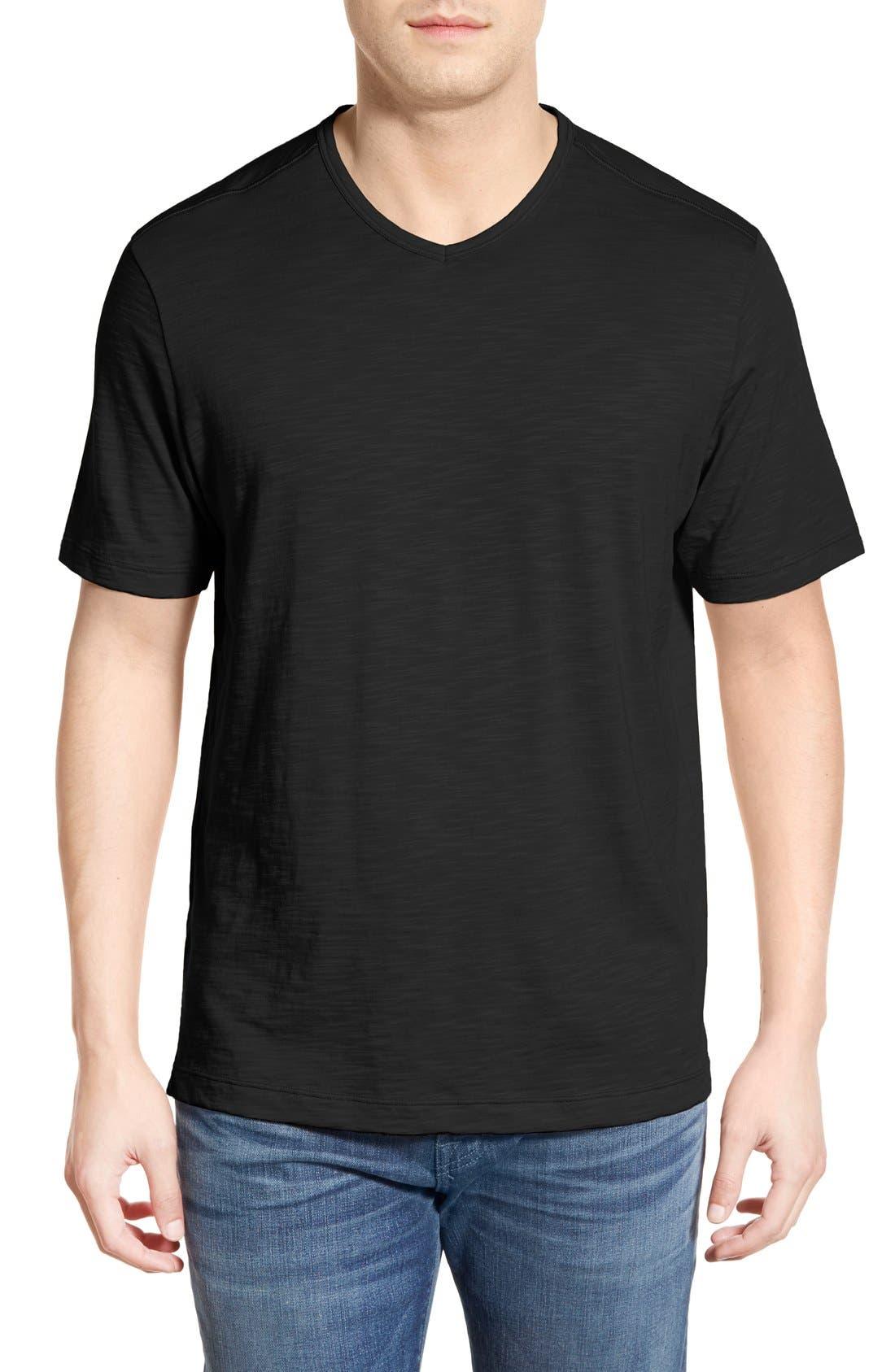 'Portside Player' Pima Cotton T-Shirt,                             Main thumbnail 2, color,