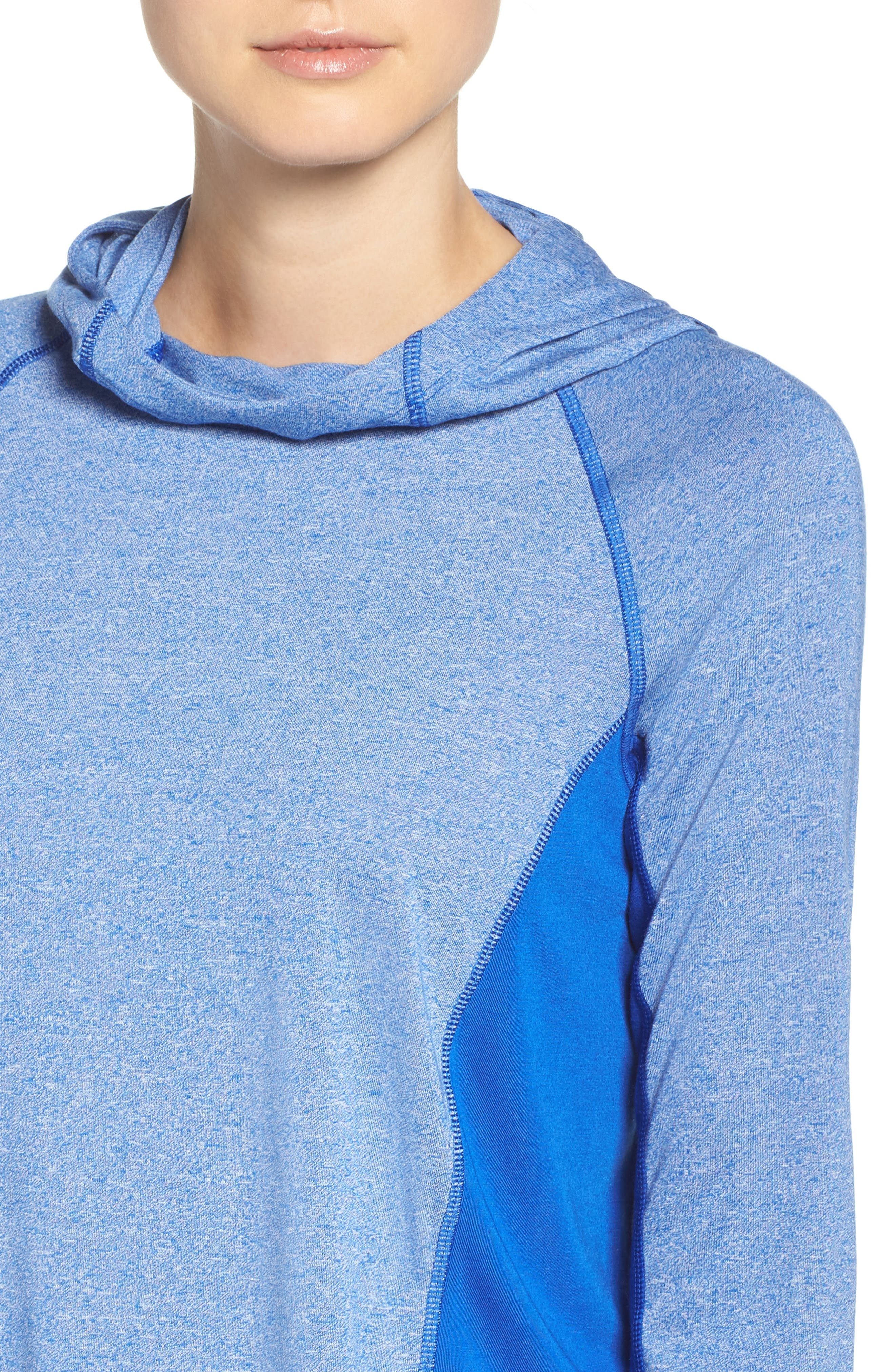 Threadborne Training Hoodie,                             Alternate thumbnail 15, color,
