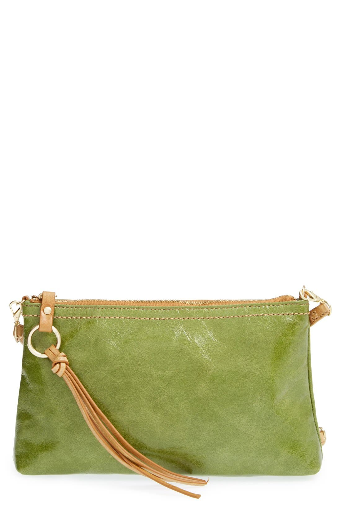 'Darcy' Leather Crossbody Bag,                             Main thumbnail 16, color,