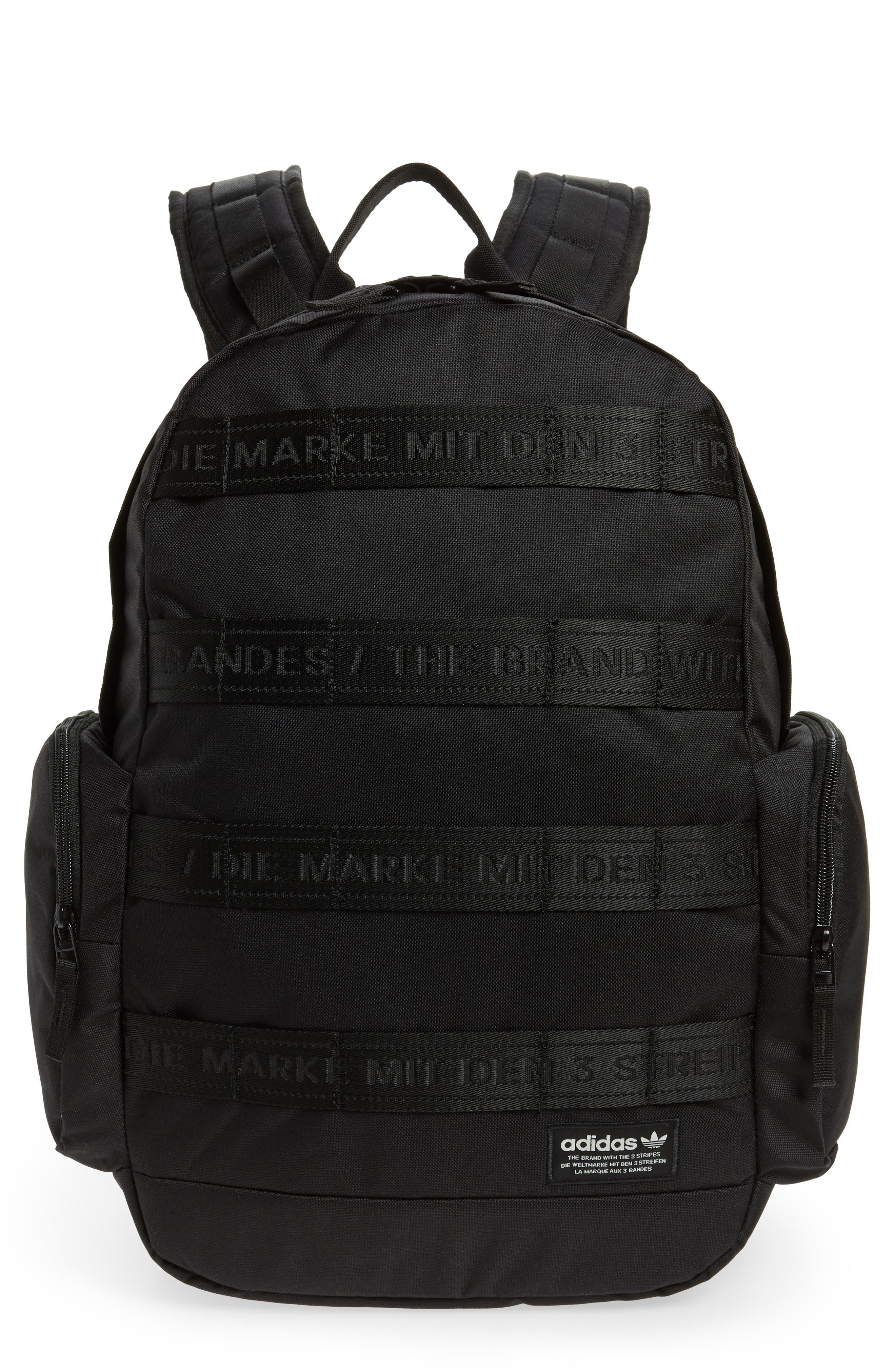 Create III Backpack,                         Main,                         color, BLACK/ RAW DESERT KHAKI