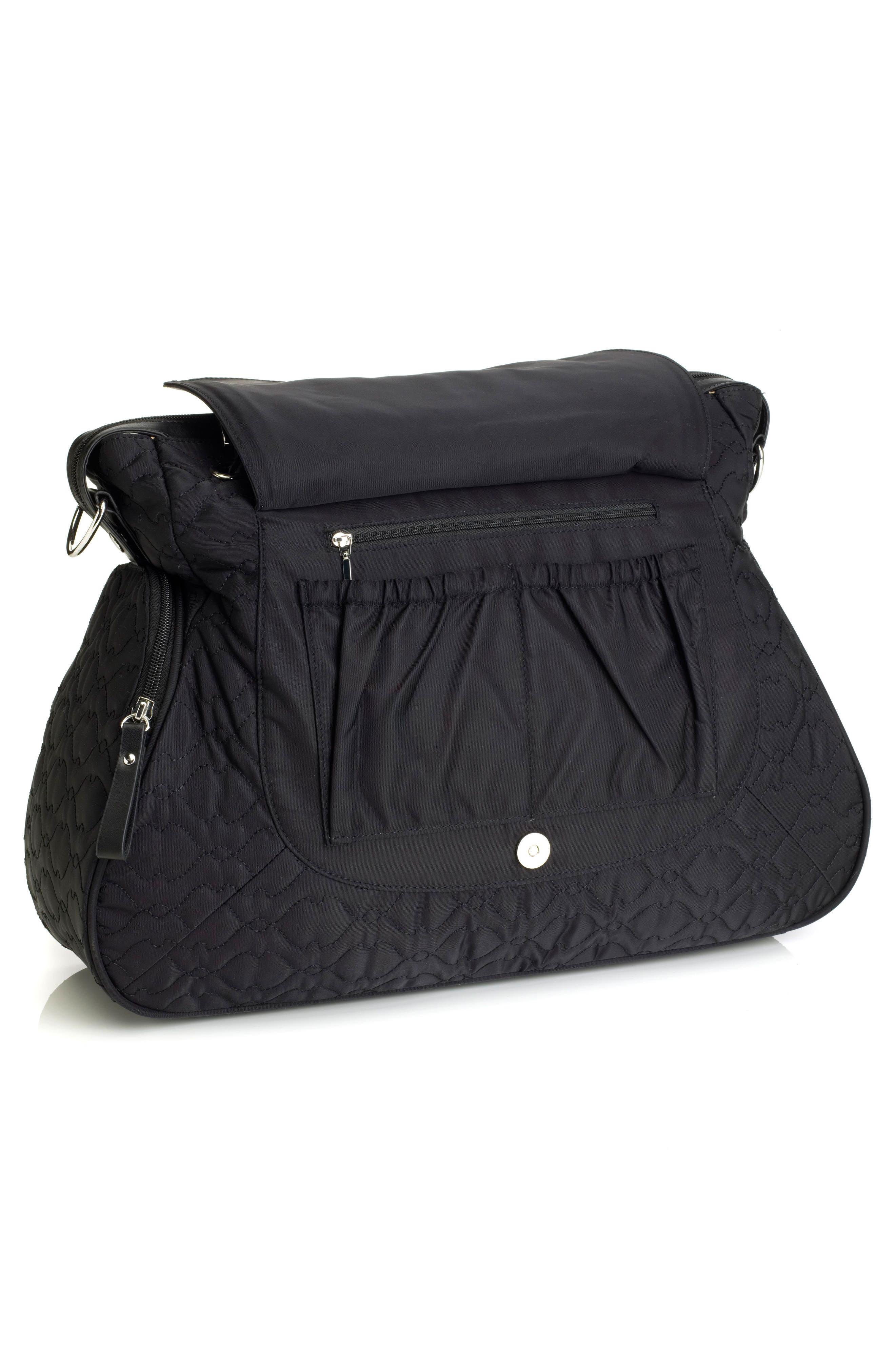 'Anna' Diaper Bag,                             Alternate thumbnail 2, color,                             001