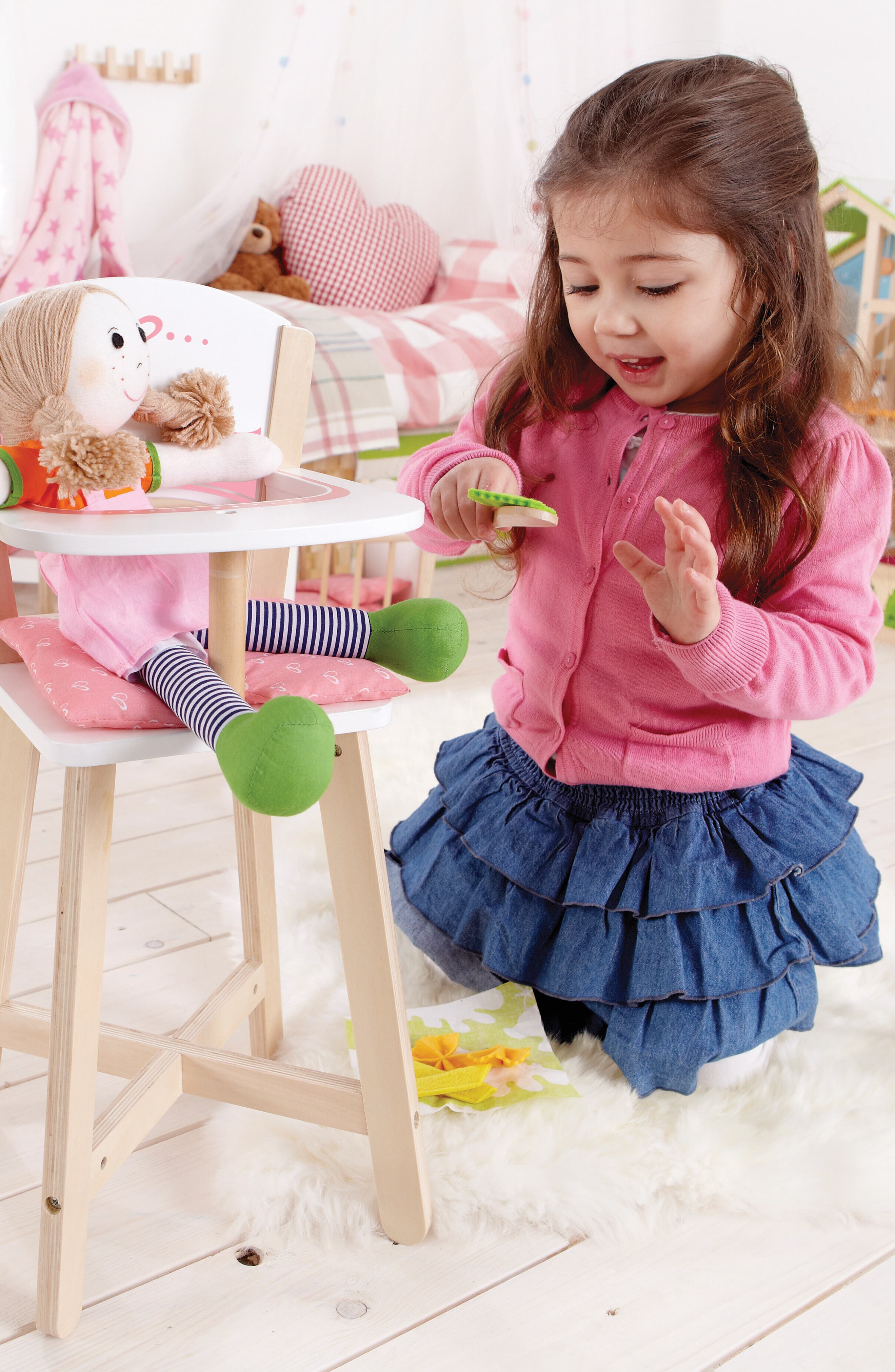 Play Highchair,                             Alternate thumbnail 3, color,                             650