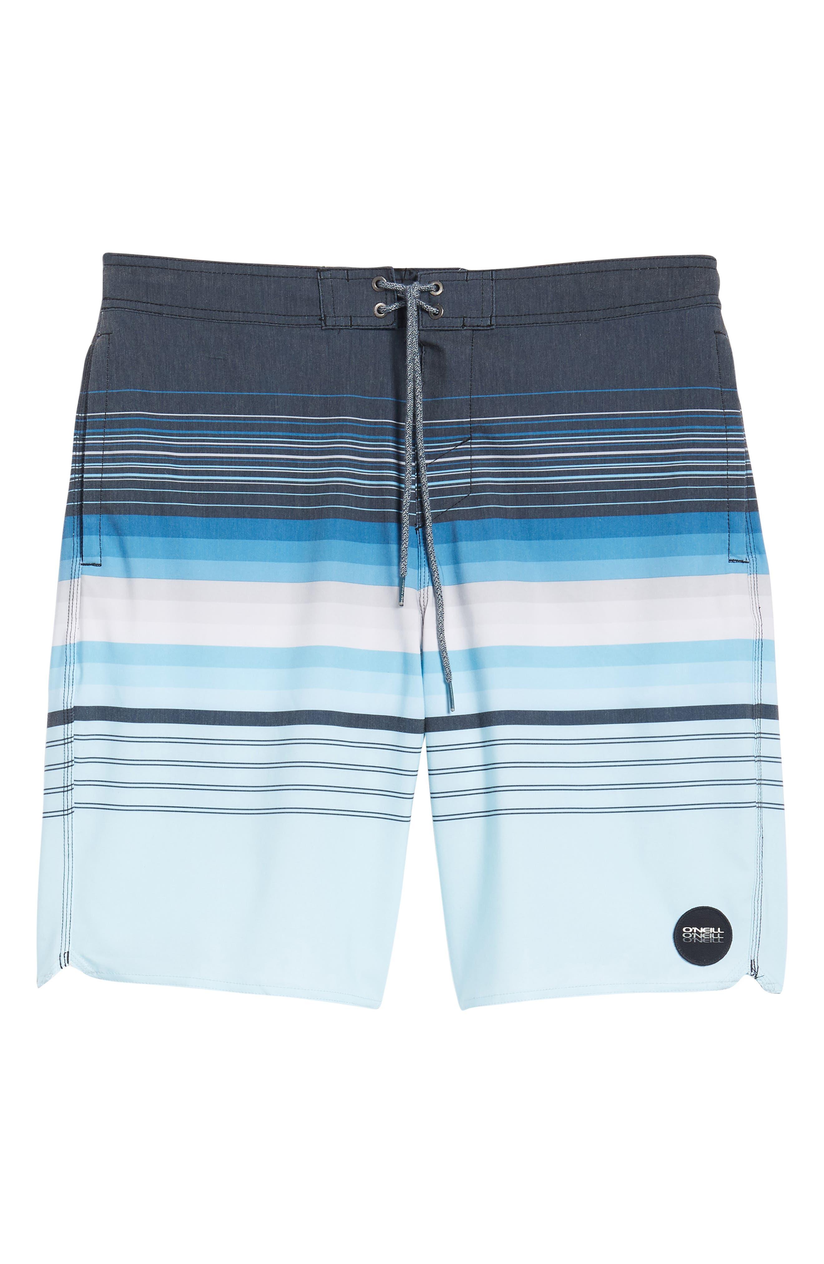 Sandbar Cruzer Board Shorts,                             Alternate thumbnail 6, color,                             NAVY