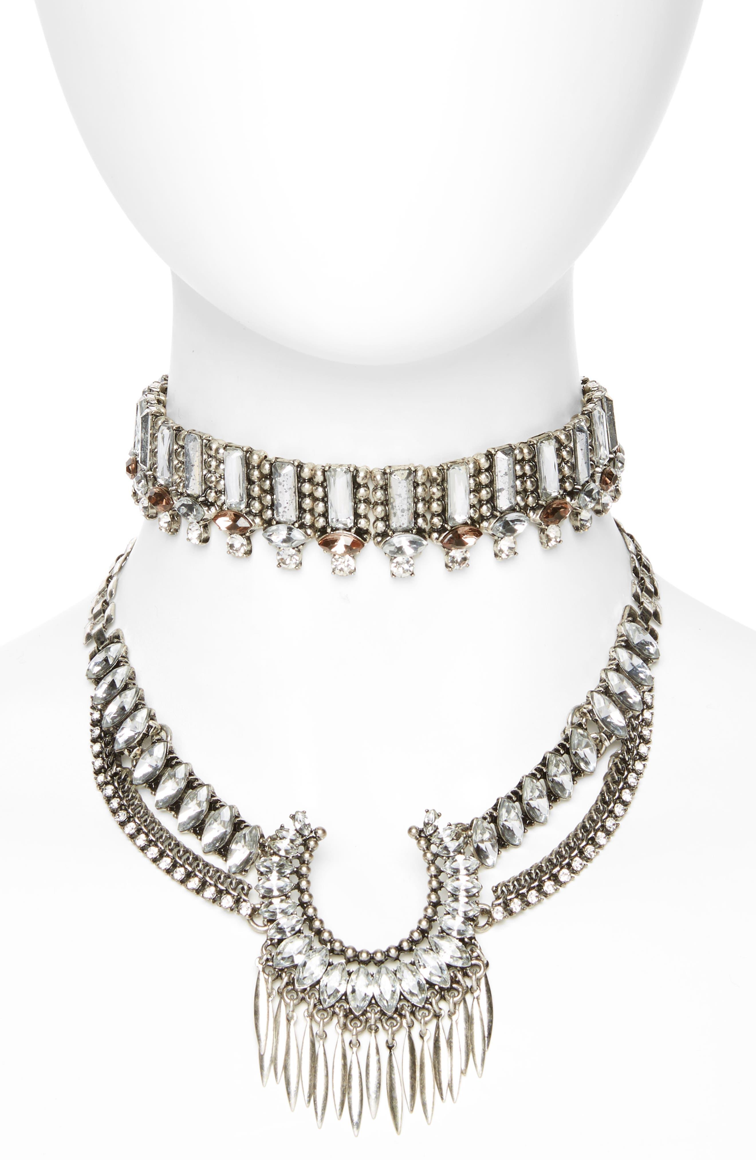 372b03b39 ... authentic pandora choker bib necklace cb7f4 3e917