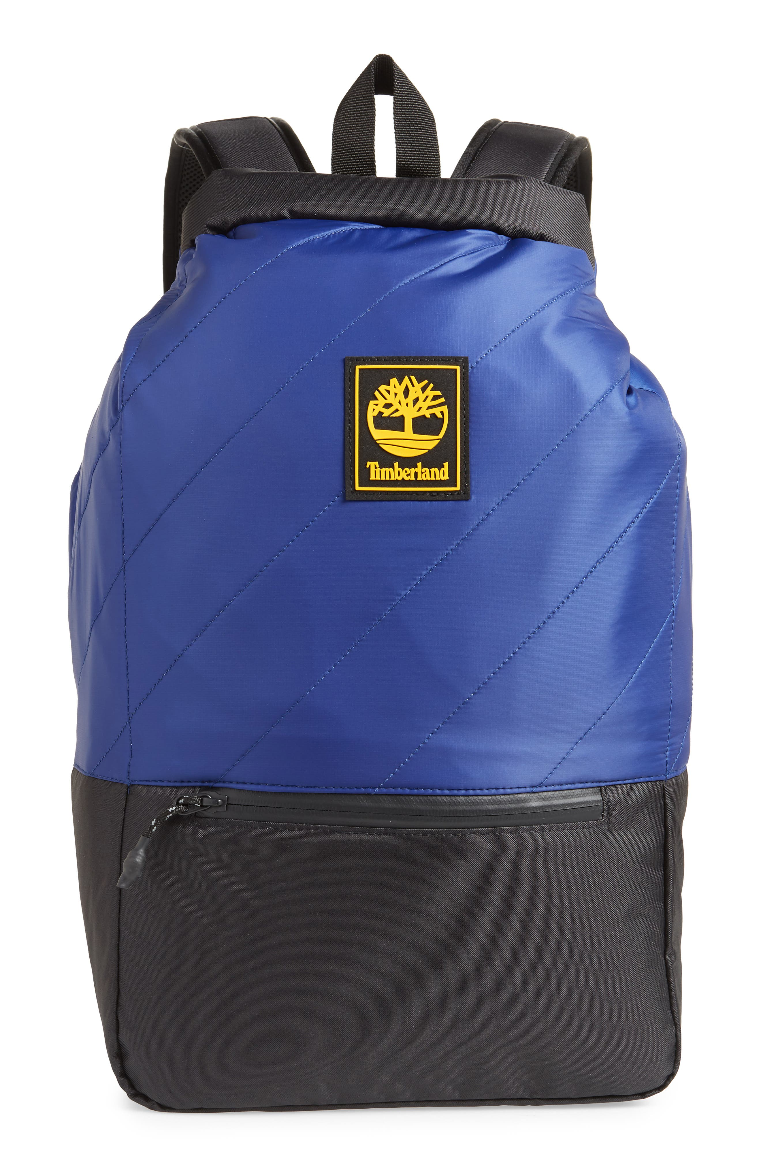 Timberland Roll Top Backpack - Blue