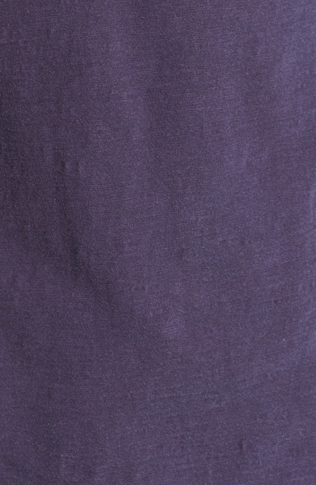Long Sleeve Cotton Jersey Henley,                             Alternate thumbnail 11, color,