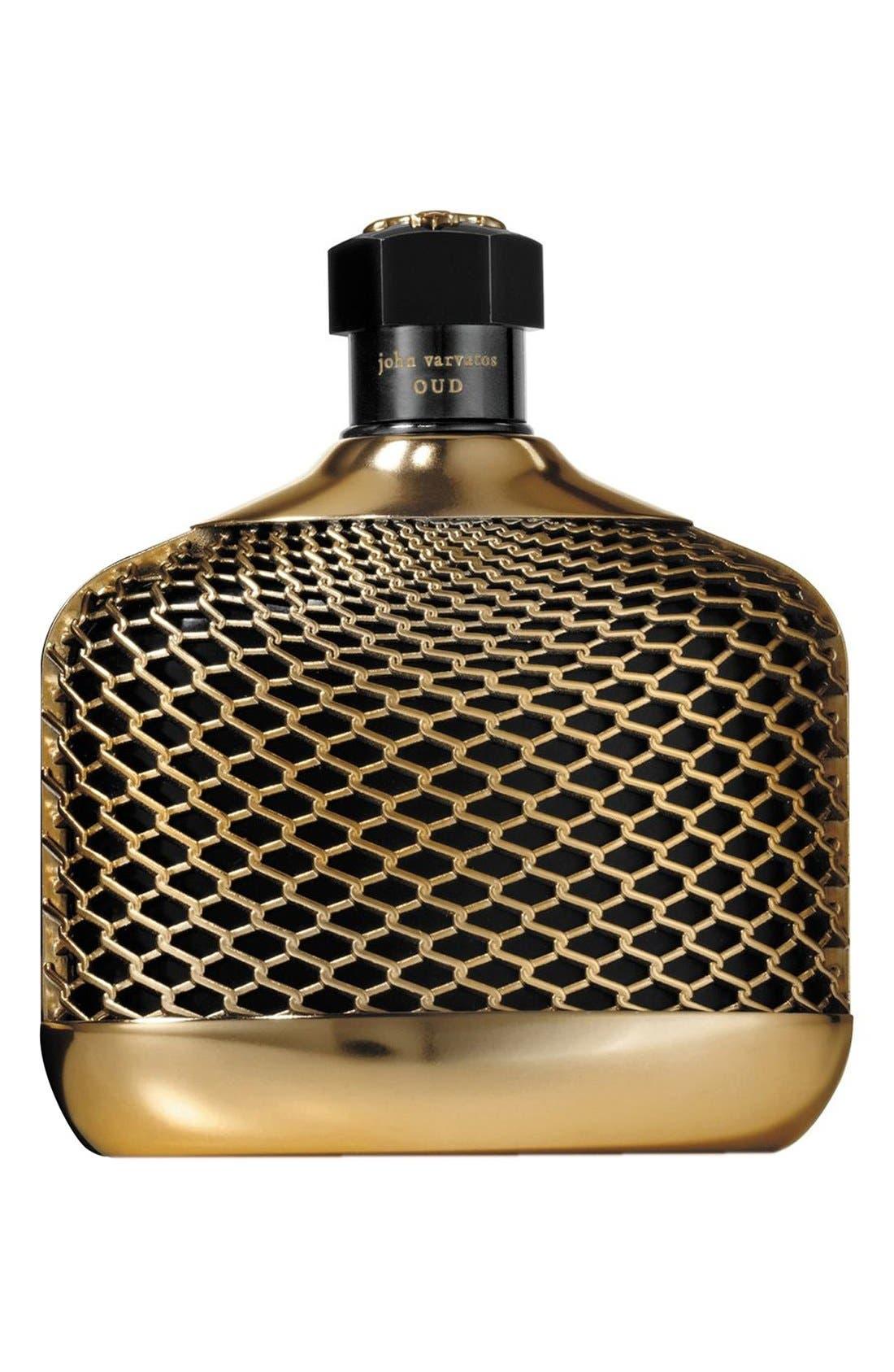 John Varvatos 'Oud' Fragrance,                             Main thumbnail 1, color,                             NO COLOR