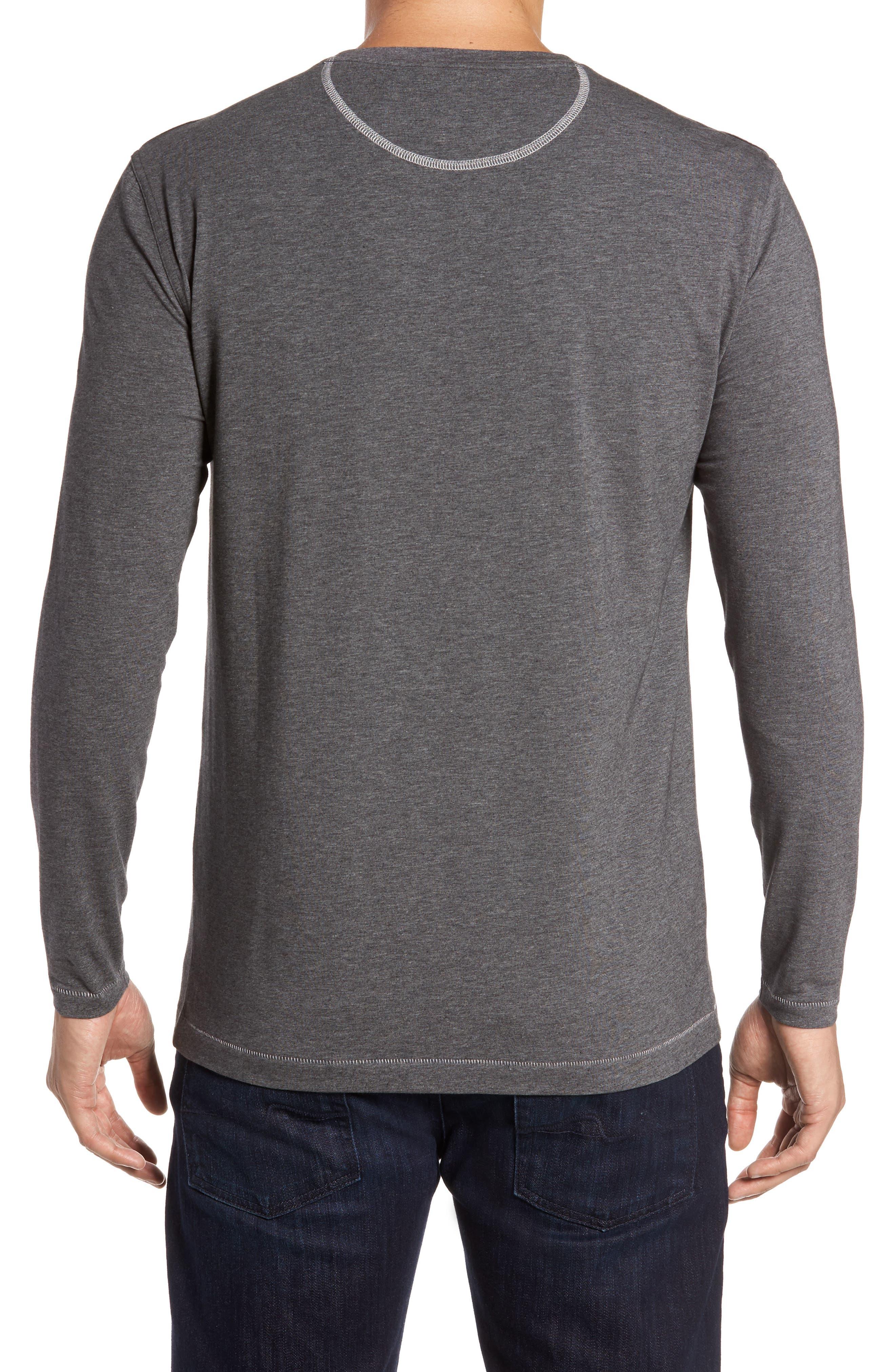 Rule 18 Essential Crewneck T-Shirt,                             Alternate thumbnail 2, color,                             020