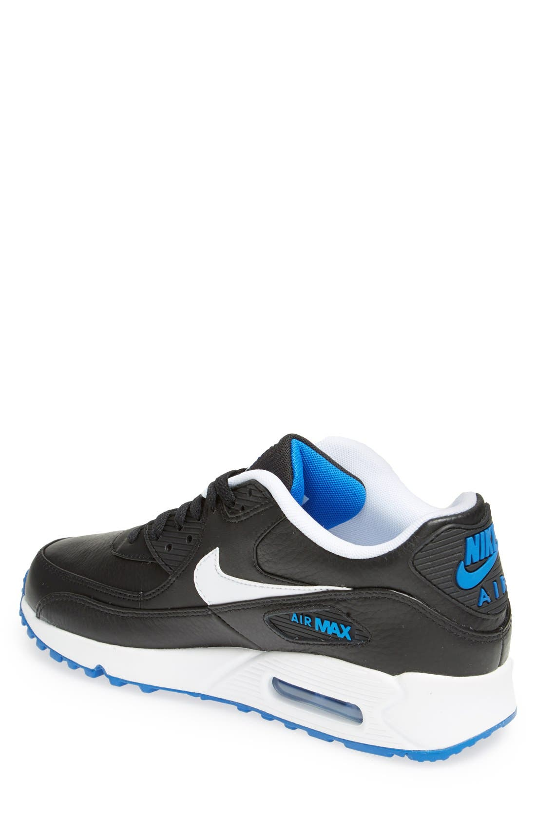 NIKE,                             'Air Max 90 LTR' Sneaker,                             Alternate thumbnail 3, color,                             001