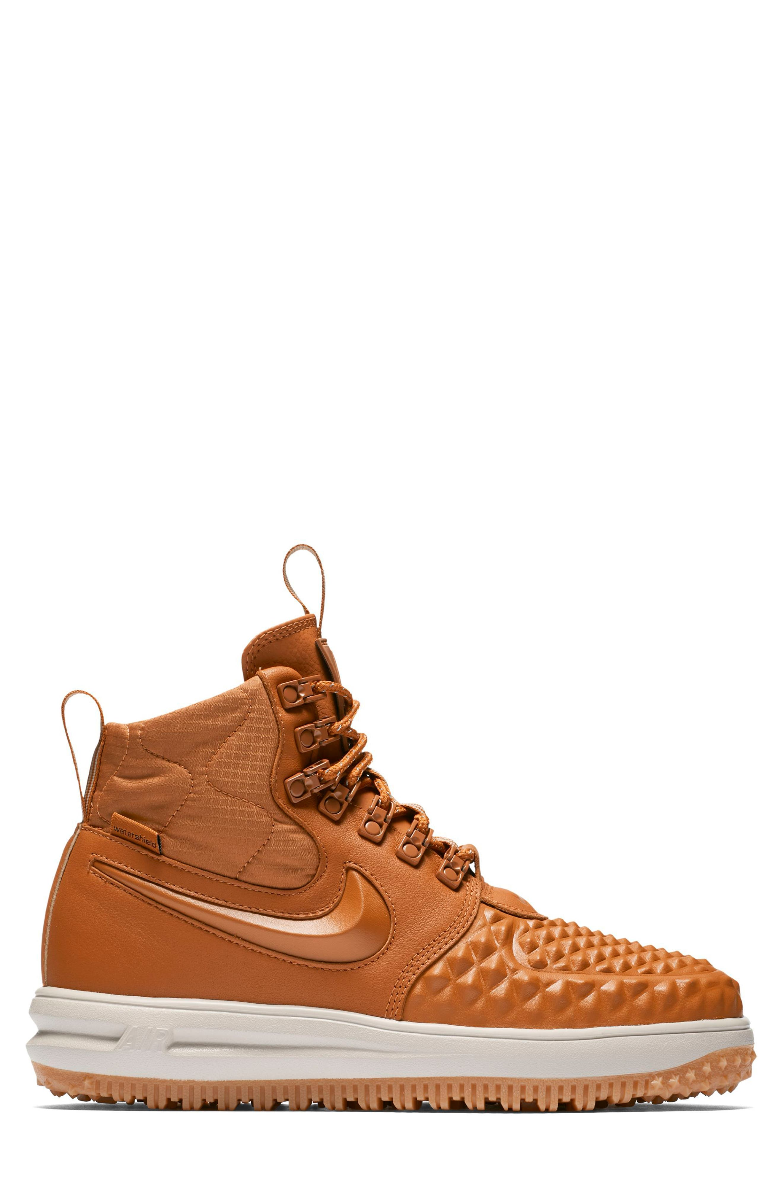 Lunar Force 1 Waterproof Duckboot,                             Alternate thumbnail 8, color,