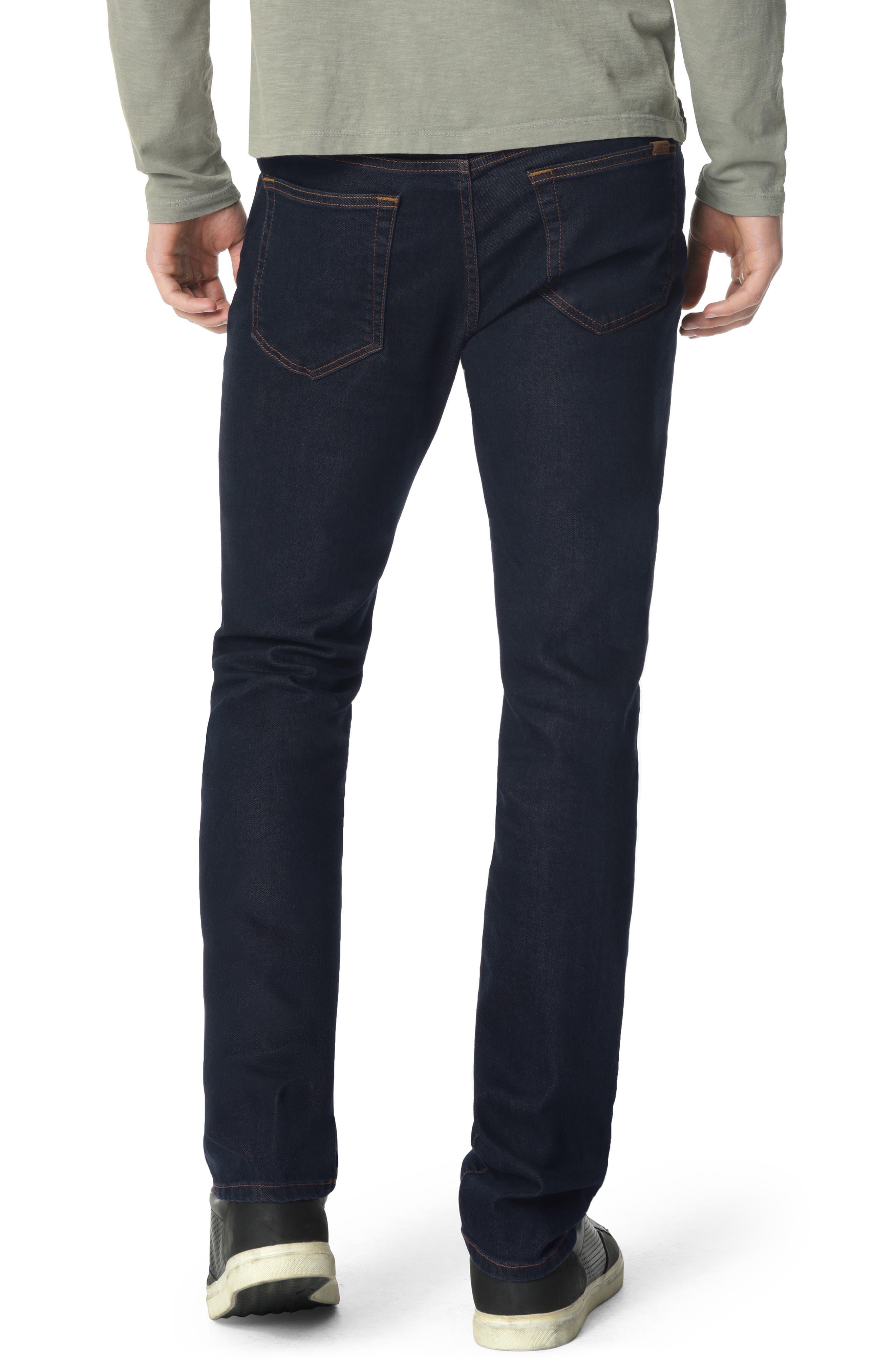 Brixton Slim Straight Leg Jeans,                             Alternate thumbnail 2, color,                             SIMON
