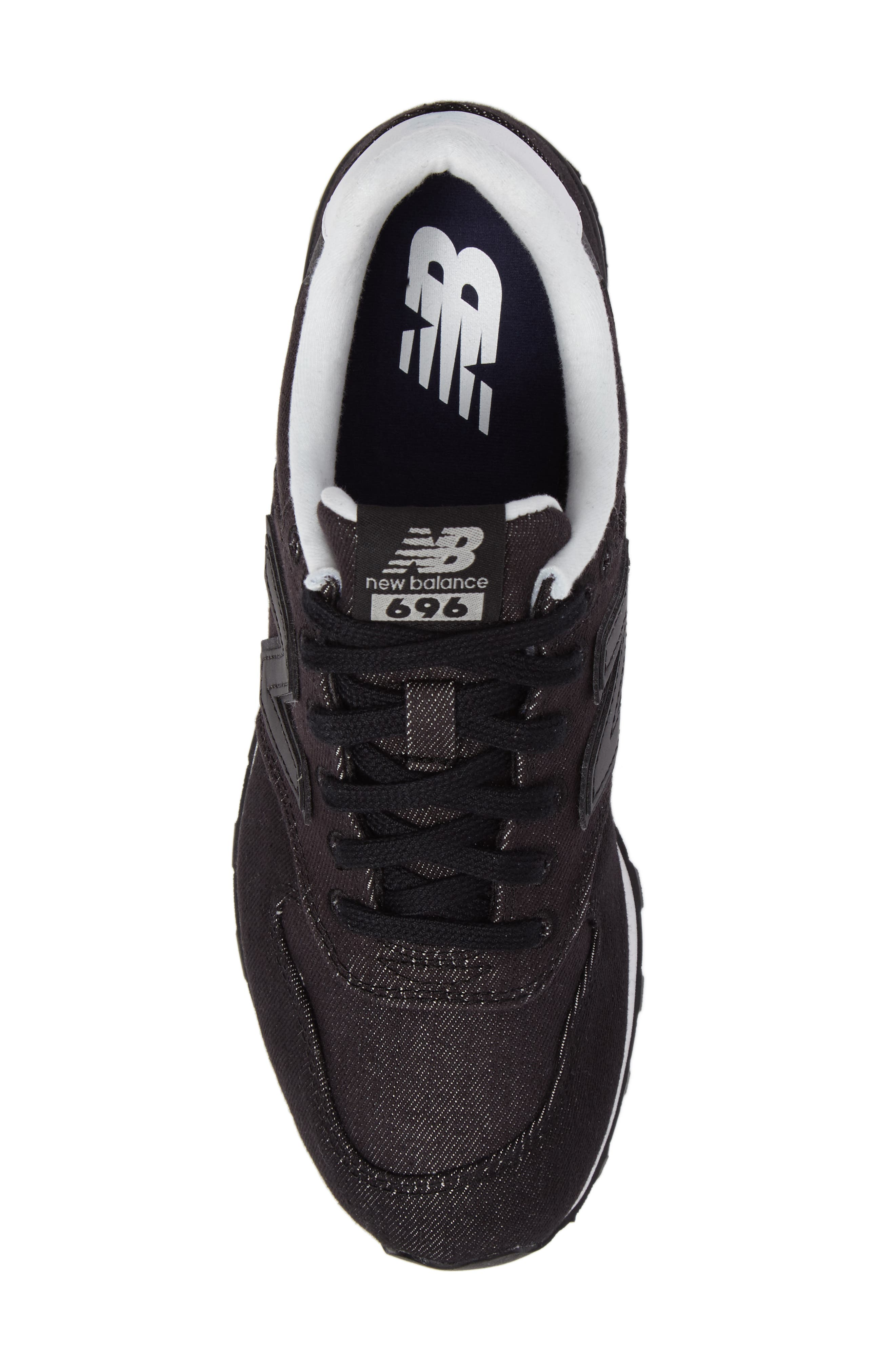 696 Sneaker,                             Alternate thumbnail 5, color,                             001