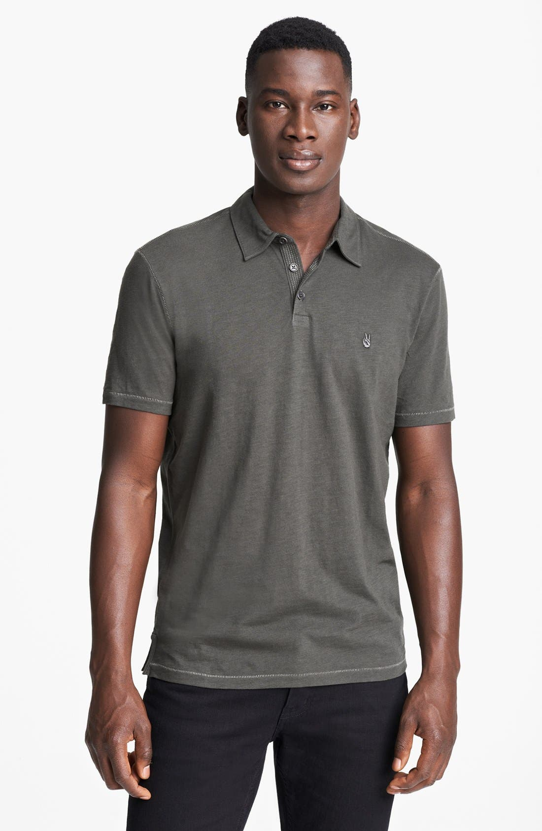 Slim Fit Polo,                             Alternate thumbnail 41, color,