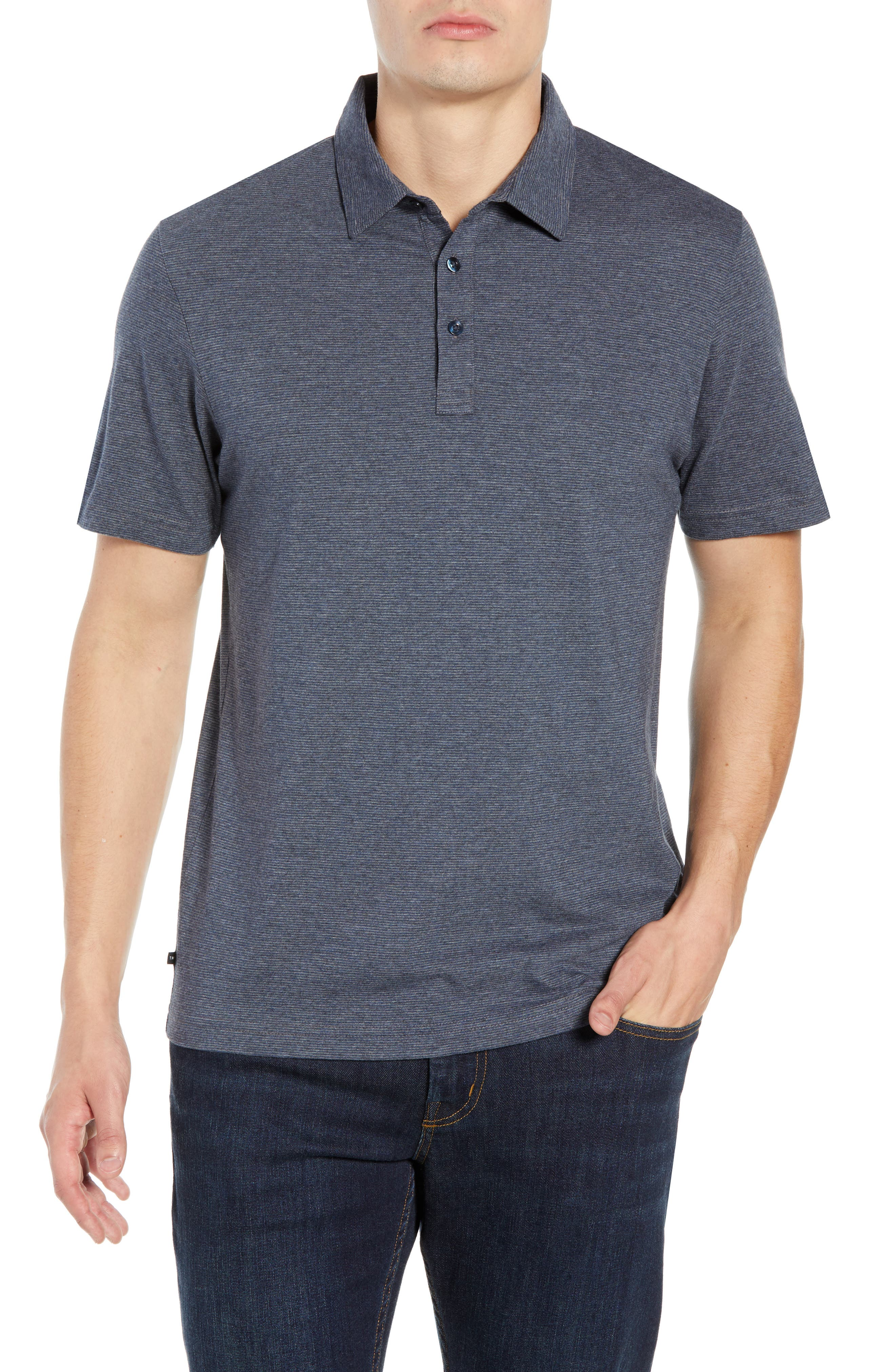The NPR Regular Fit Polo,                         Main,                         color, 400