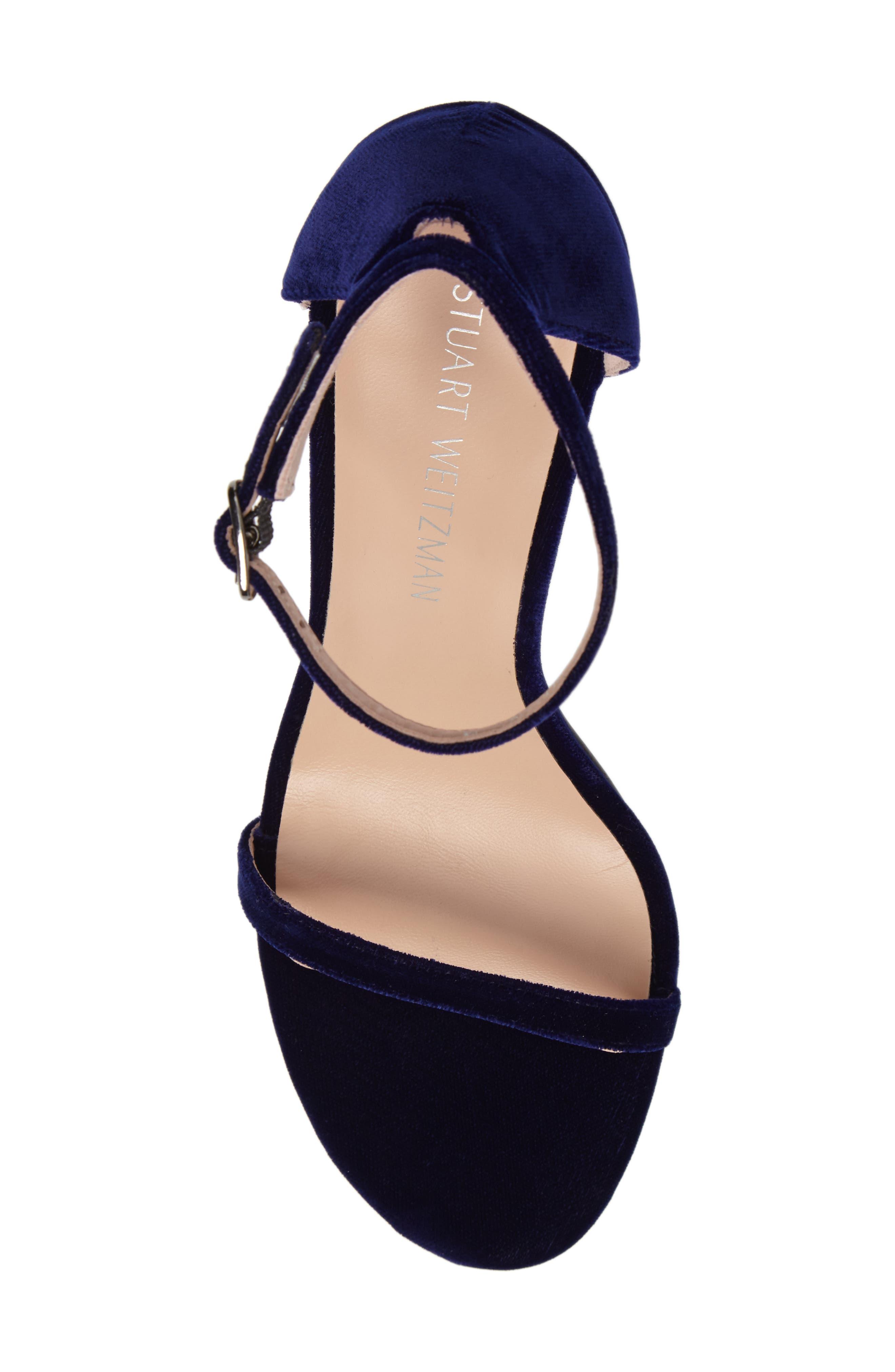 Nudistsong Ankle Strap Sandal,                             Alternate thumbnail 197, color,