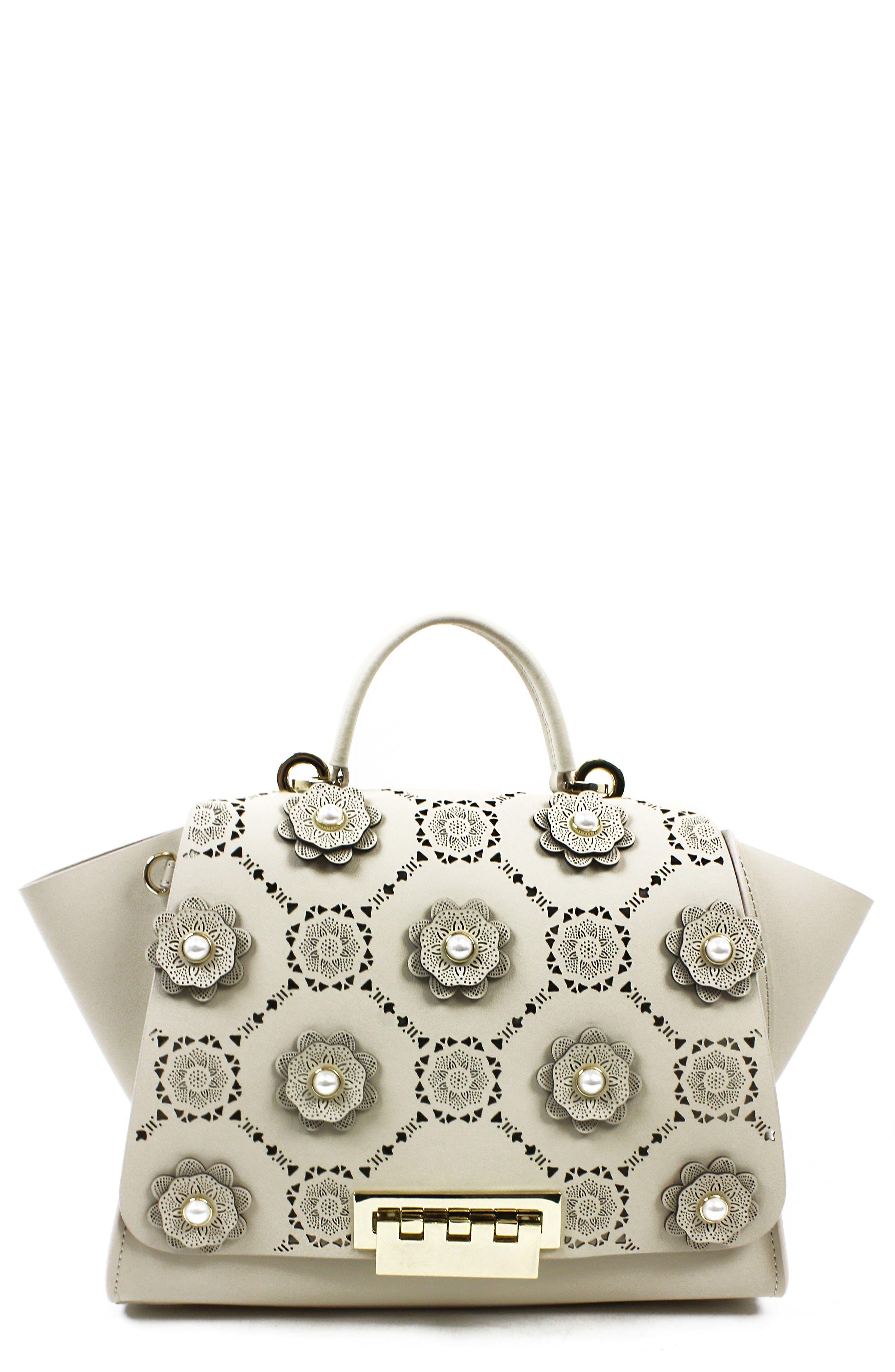 Eartha Iconic Soft Top Handle Handbag,                             Main thumbnail 1, color,                             250
