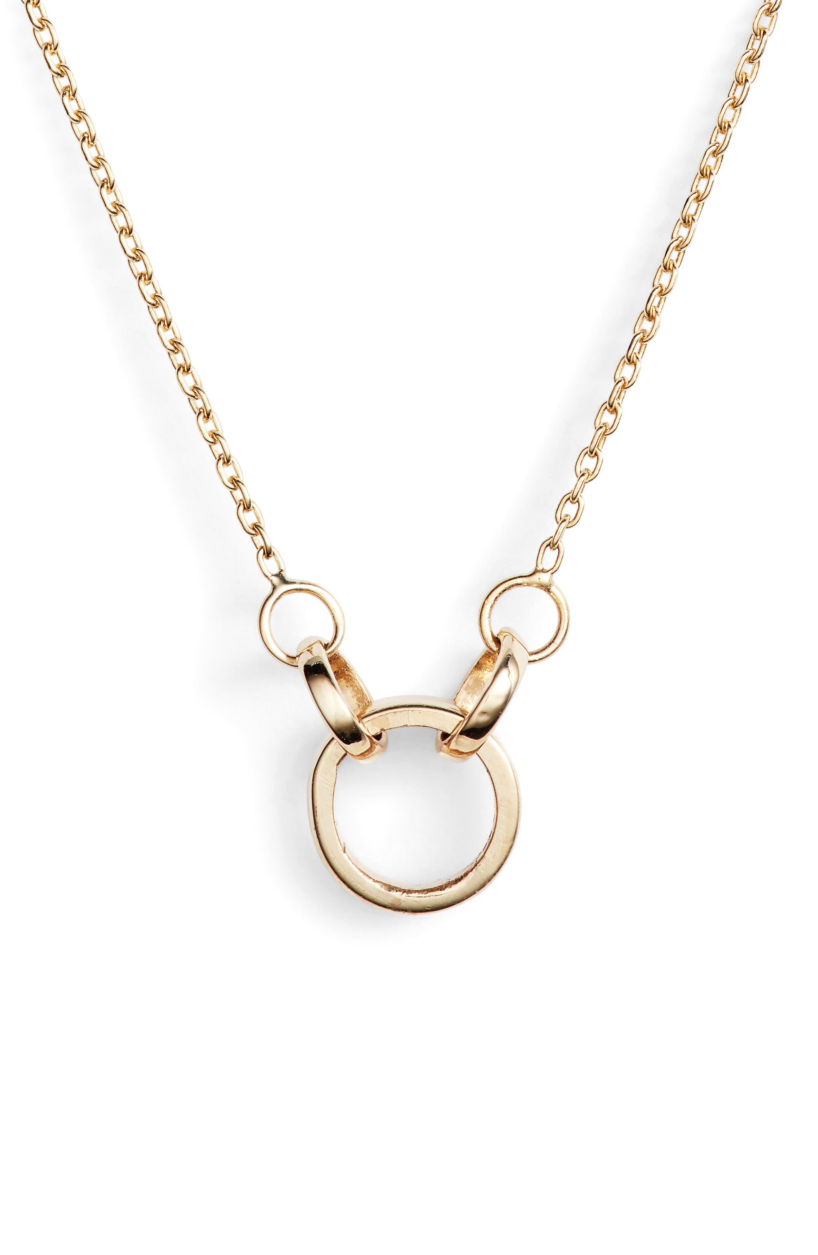 Heart of Diamond Necklace,                             Main thumbnail 1, color,                             710