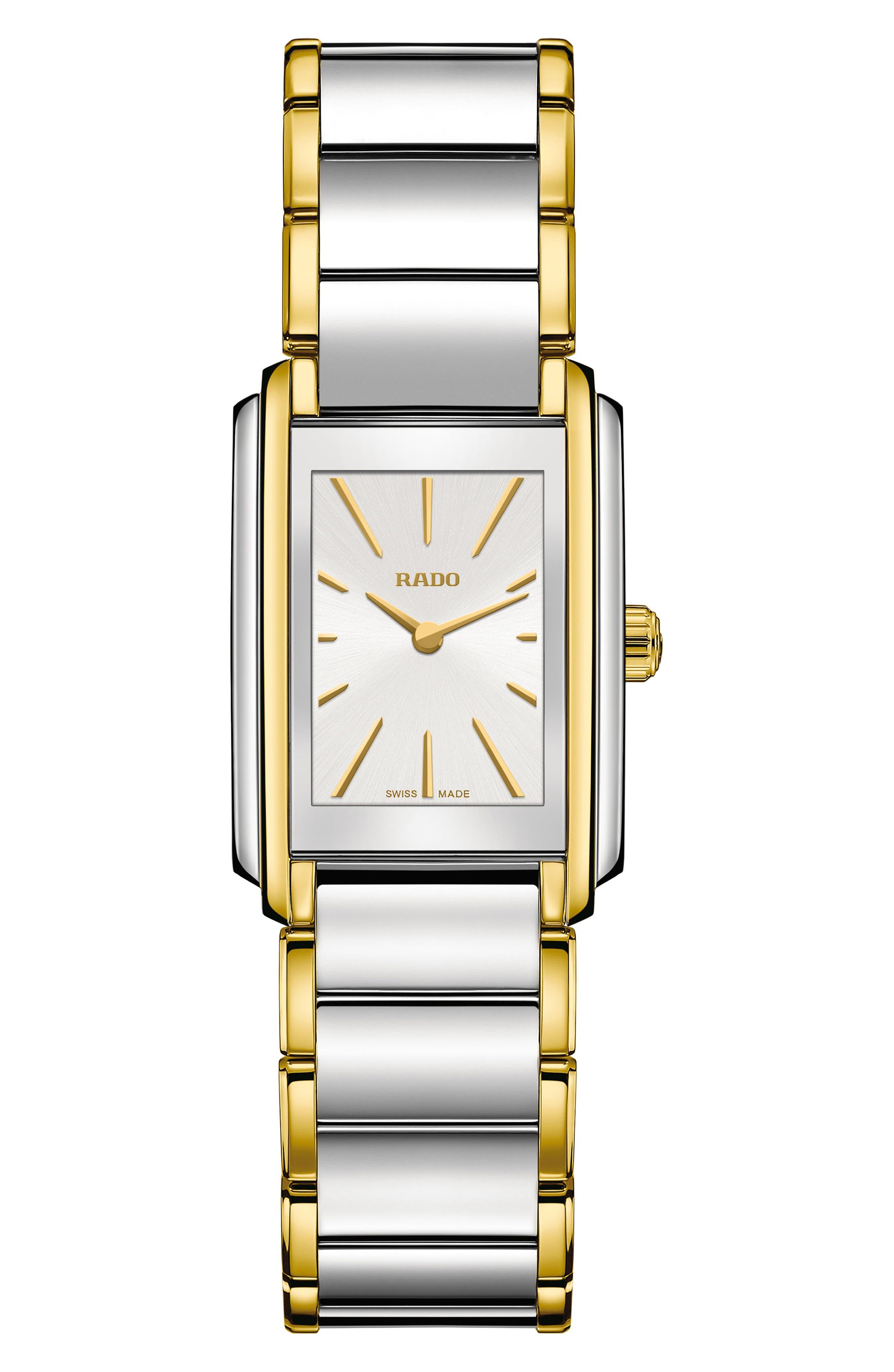 Integral Bracelet Watch, 22.8mm x 33.1mm,                         Main,                         color,