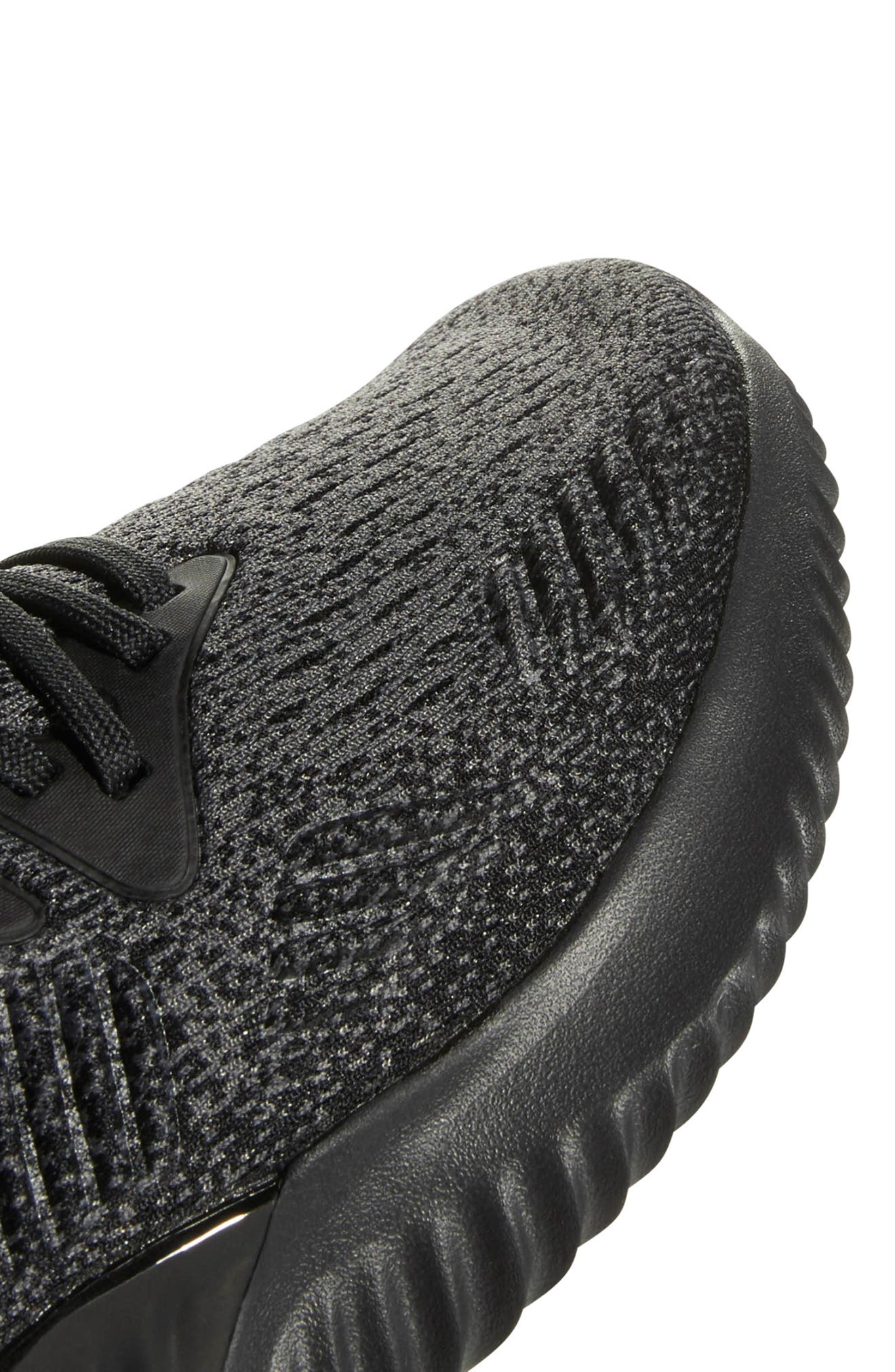 AlphaBounce Beyond Knit Running Shoe,                             Alternate thumbnail 6, color,                             099