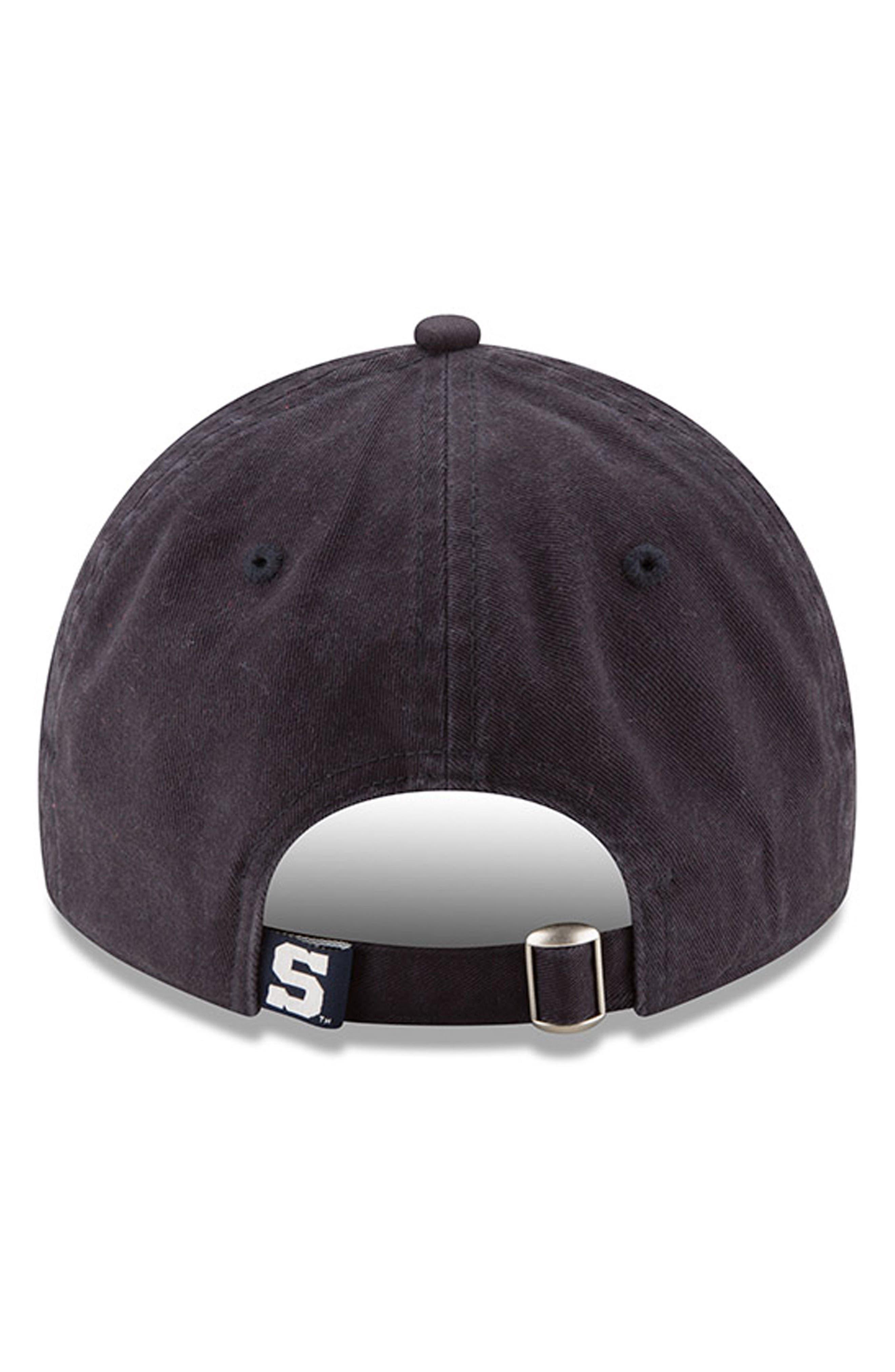 New Era Collegiate Core Classic - Penn State Nittany Lions Baseball Cap,                             Alternate thumbnail 3, color,