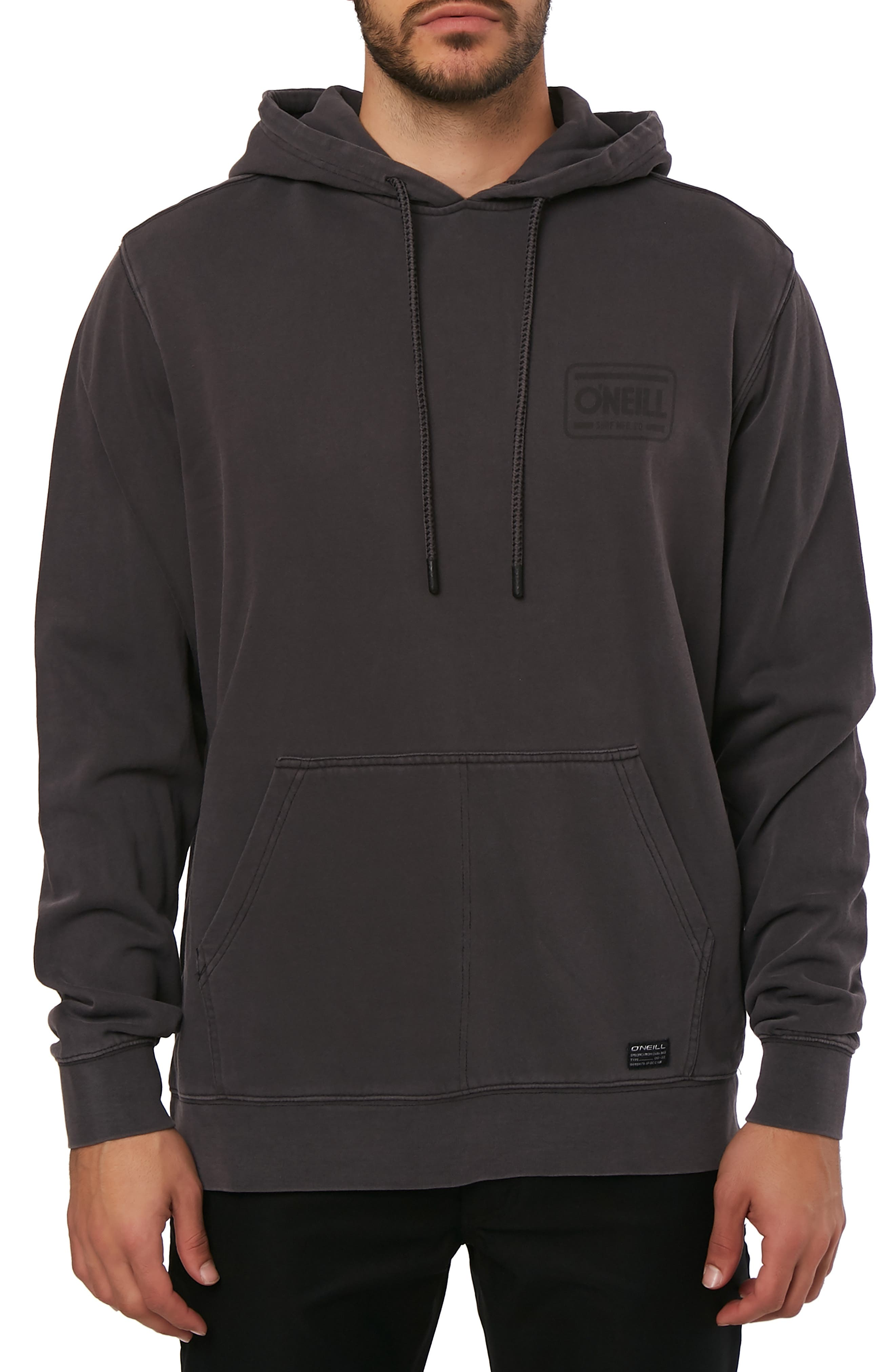 Oceans Hooded Sweatshirt,                         Main,                         color, 001