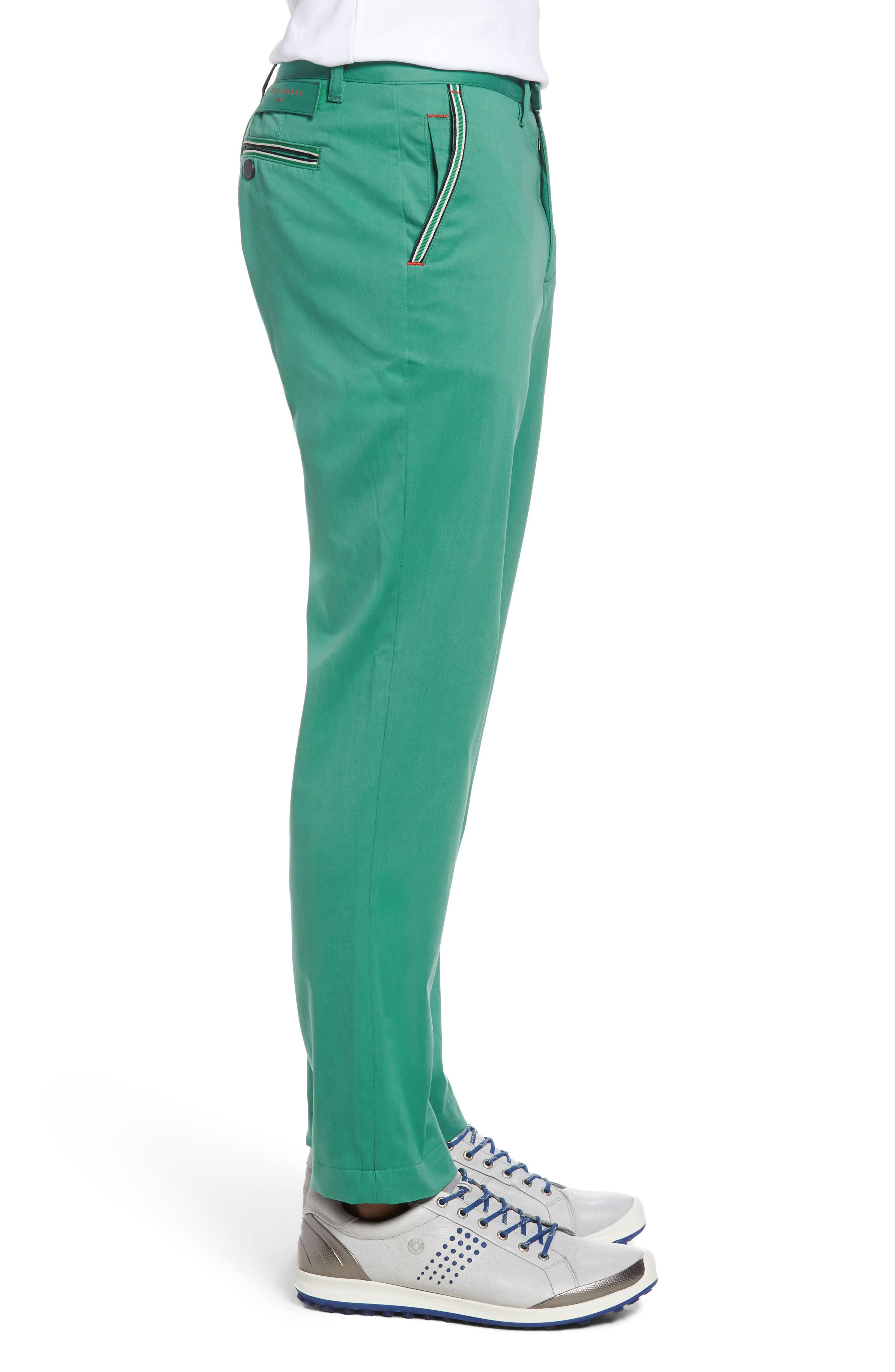 Water Resistant Golf Chinos,                             Alternate thumbnail 13, color,