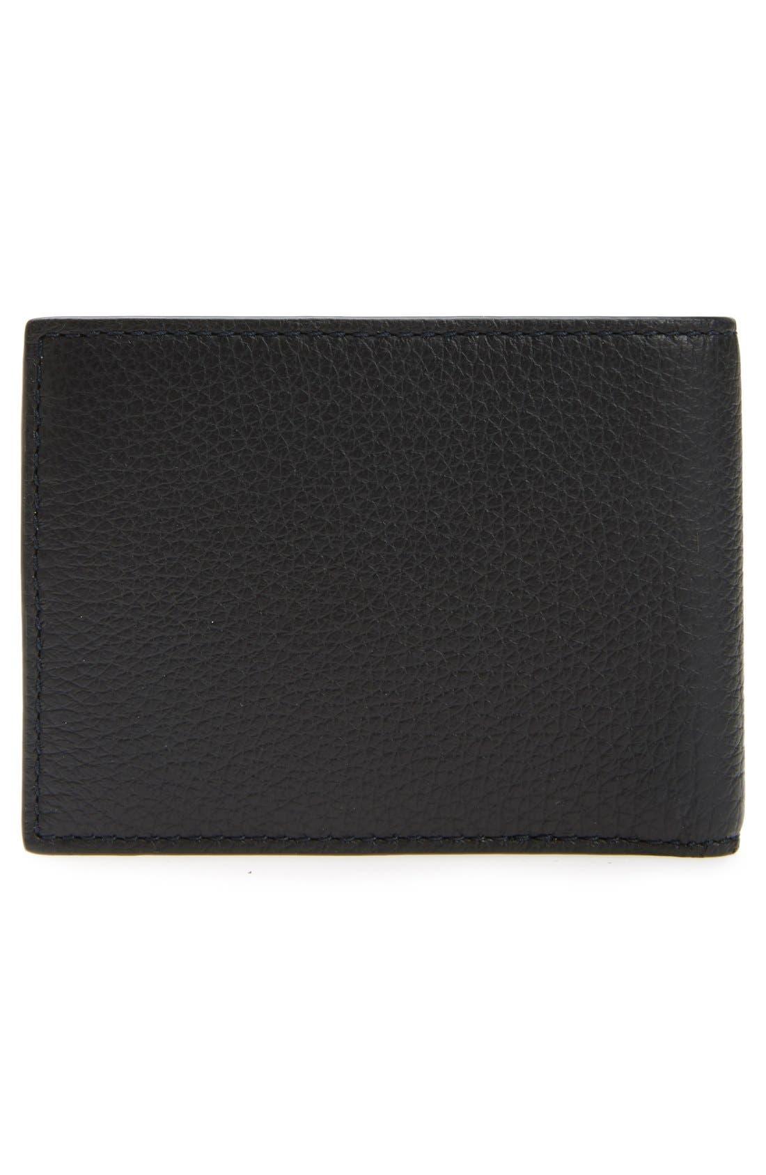 Traveler Bifold Wallet,                             Alternate thumbnail 2, color,                             001