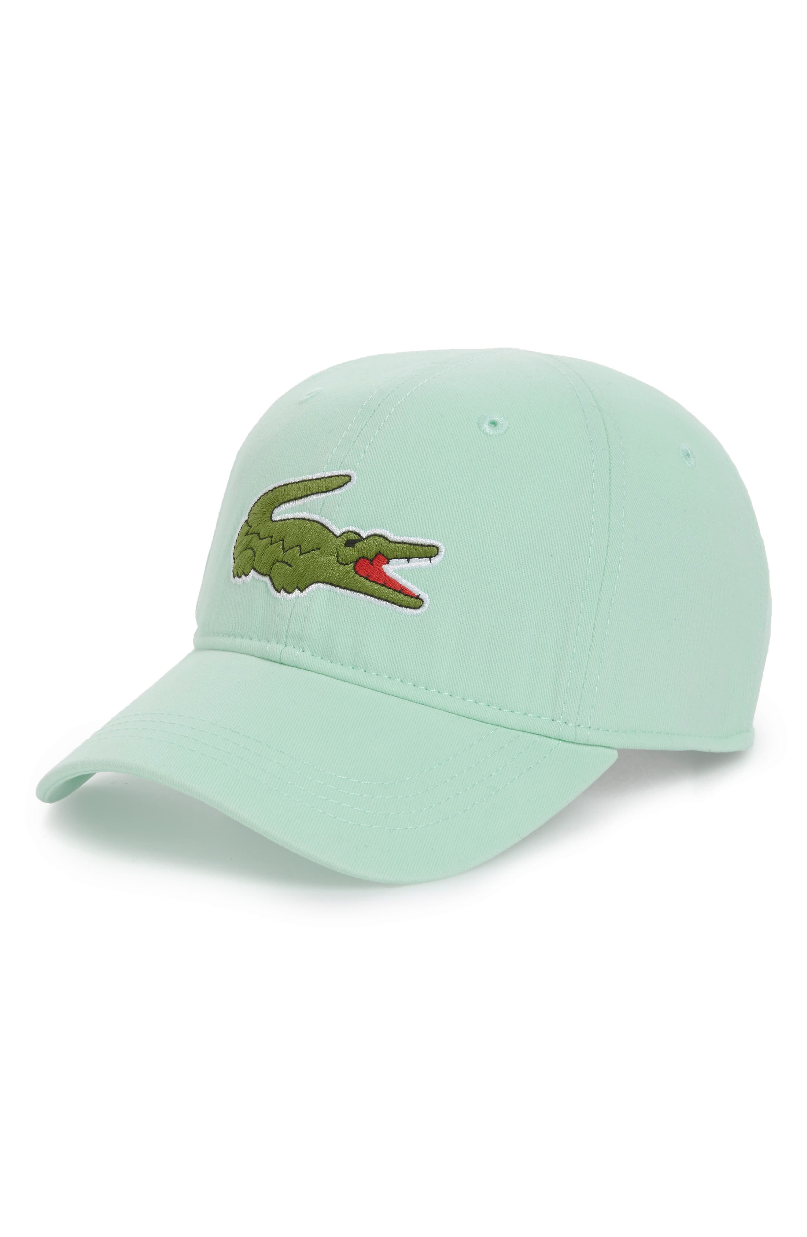 'Big Croc' Logo Embroidered Cap,                             Main thumbnail 1, color,                             ASPERA