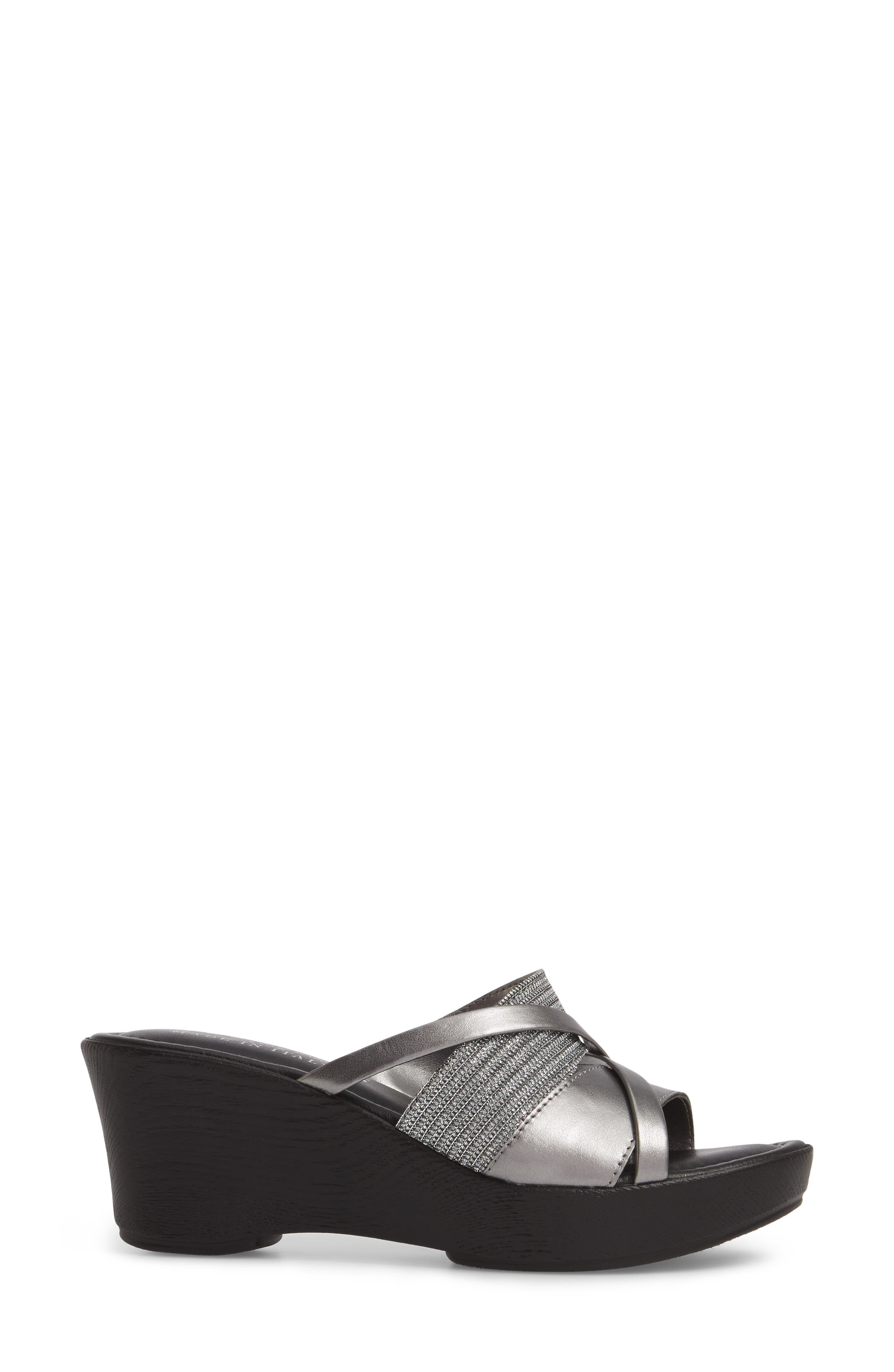 by East Street<sup>®</sup> Lucette Strappy Wedge Mule,                             Alternate thumbnail 12, color,