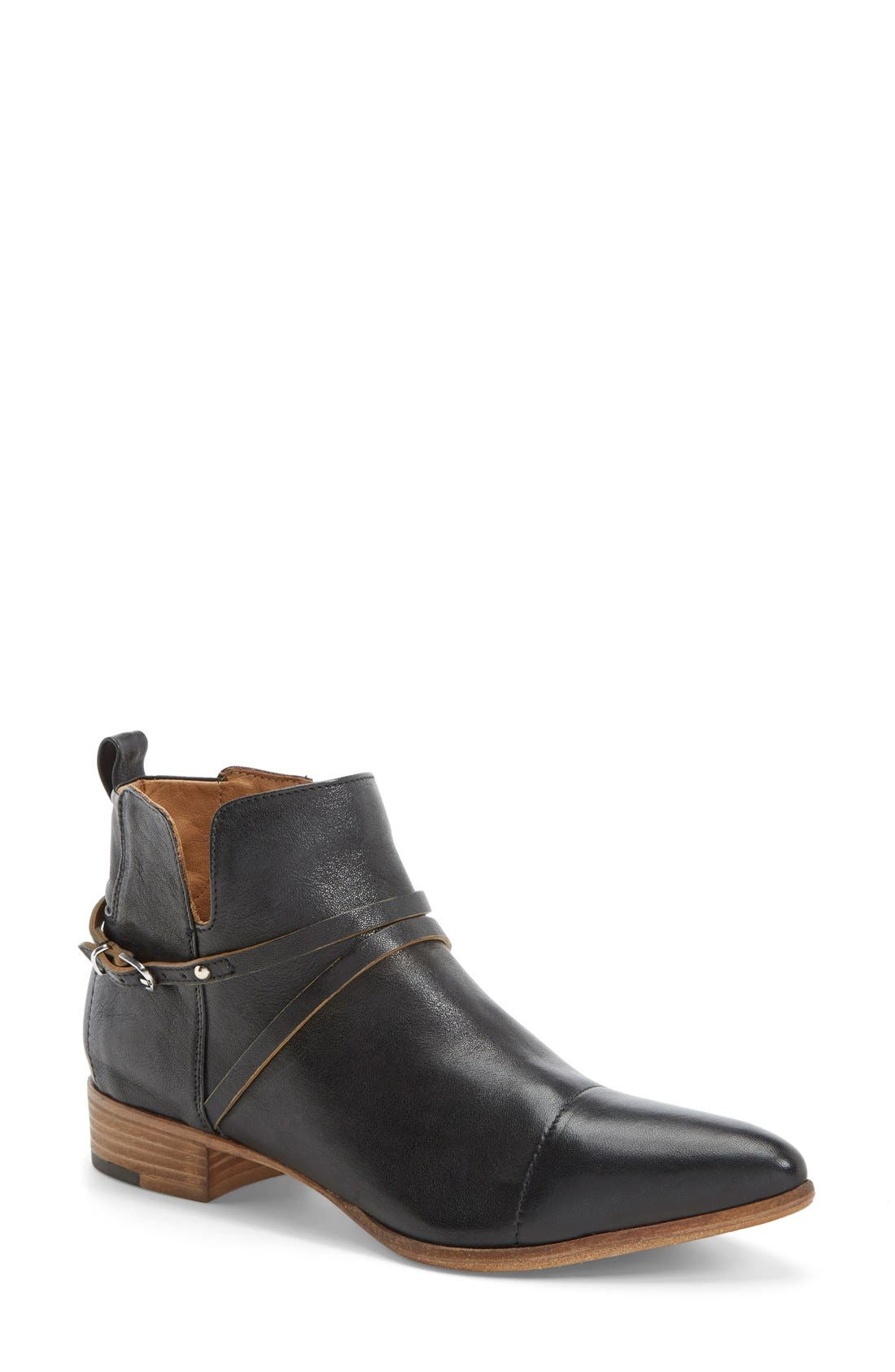 'Mea' Ankle Boot,                             Main thumbnail 5, color,