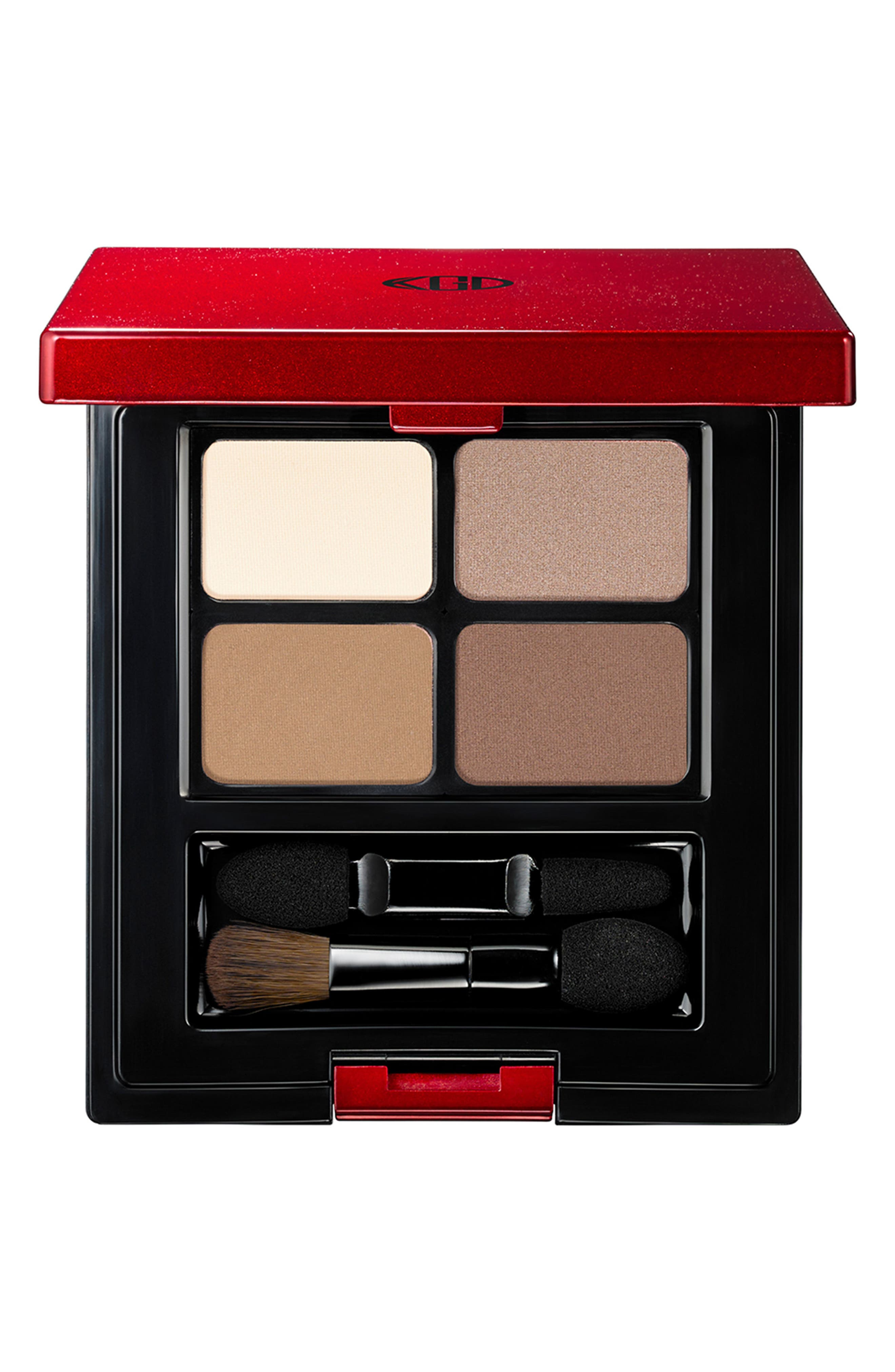 Maifanshi Mineral Eyeshadow Palette,                         Main,                         color, 01 WARM/BROWN