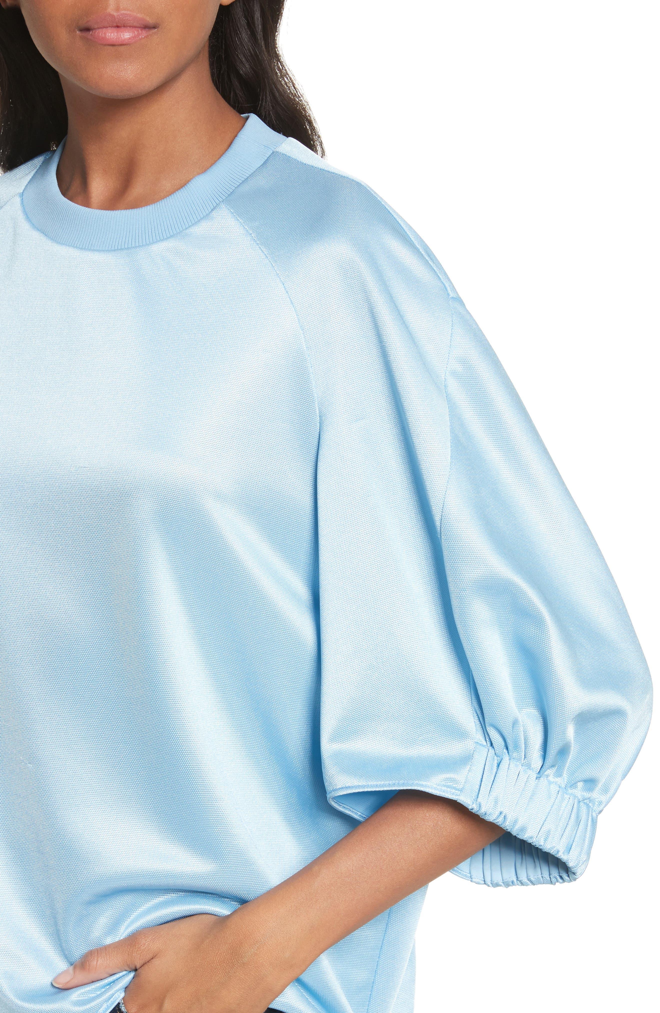 Dolman Sleeve Top,                             Alternate thumbnail 4, color,                             401